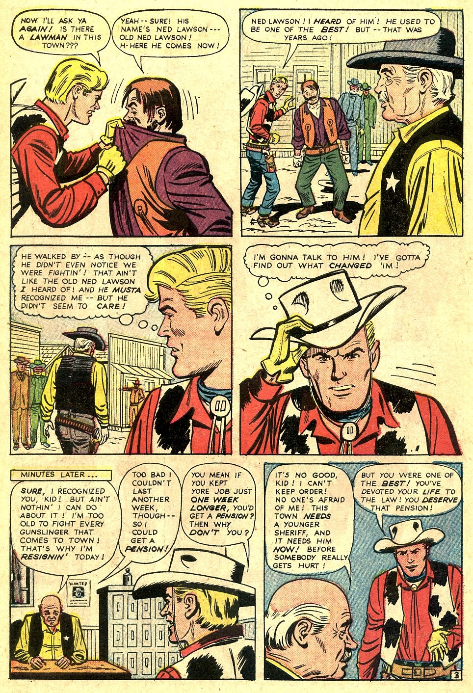 Kid Colt Outlaw issue 110 - Page 30