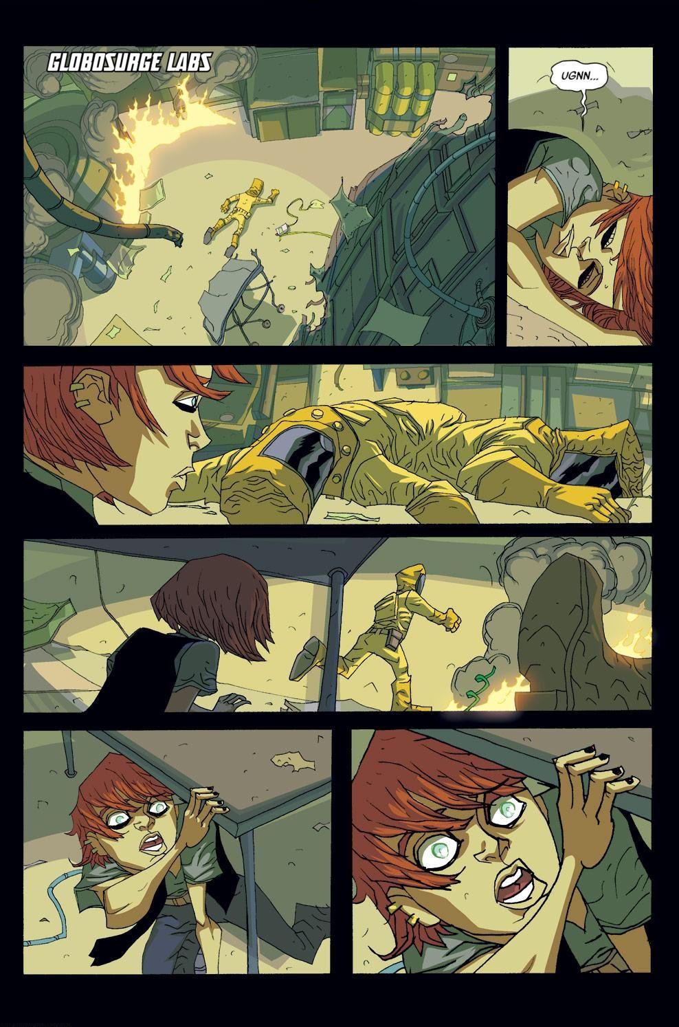Read online Takio (2012) comic -  Issue #2 - 10