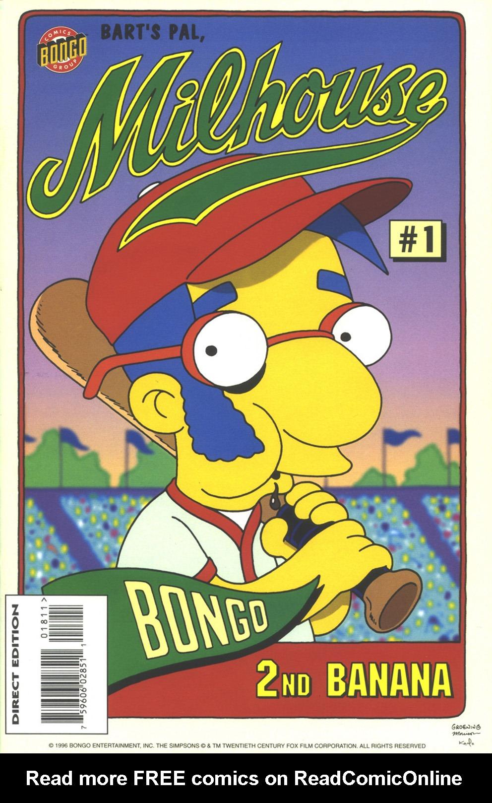 Read online Simpsons Comics comic -  Issue #18 - 32