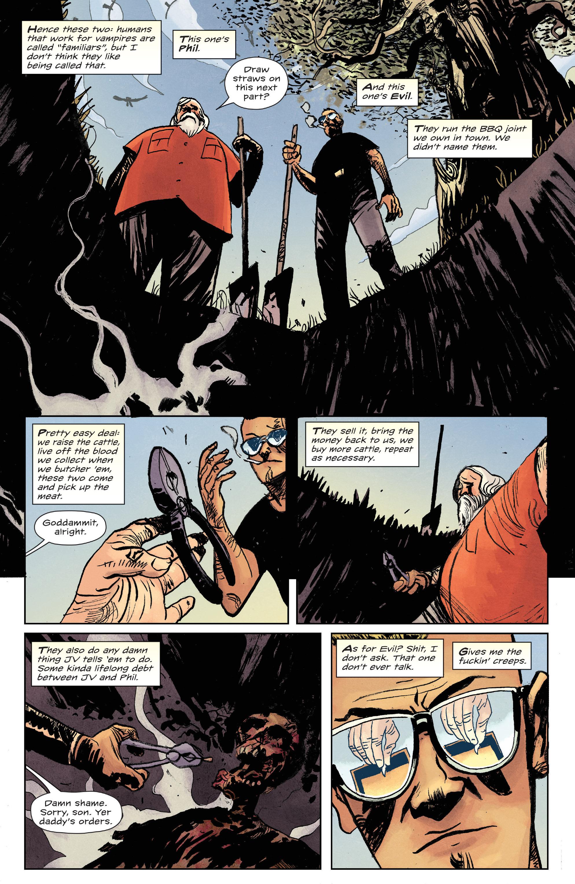 Read online Redneck comic -  Issue #2 - 4