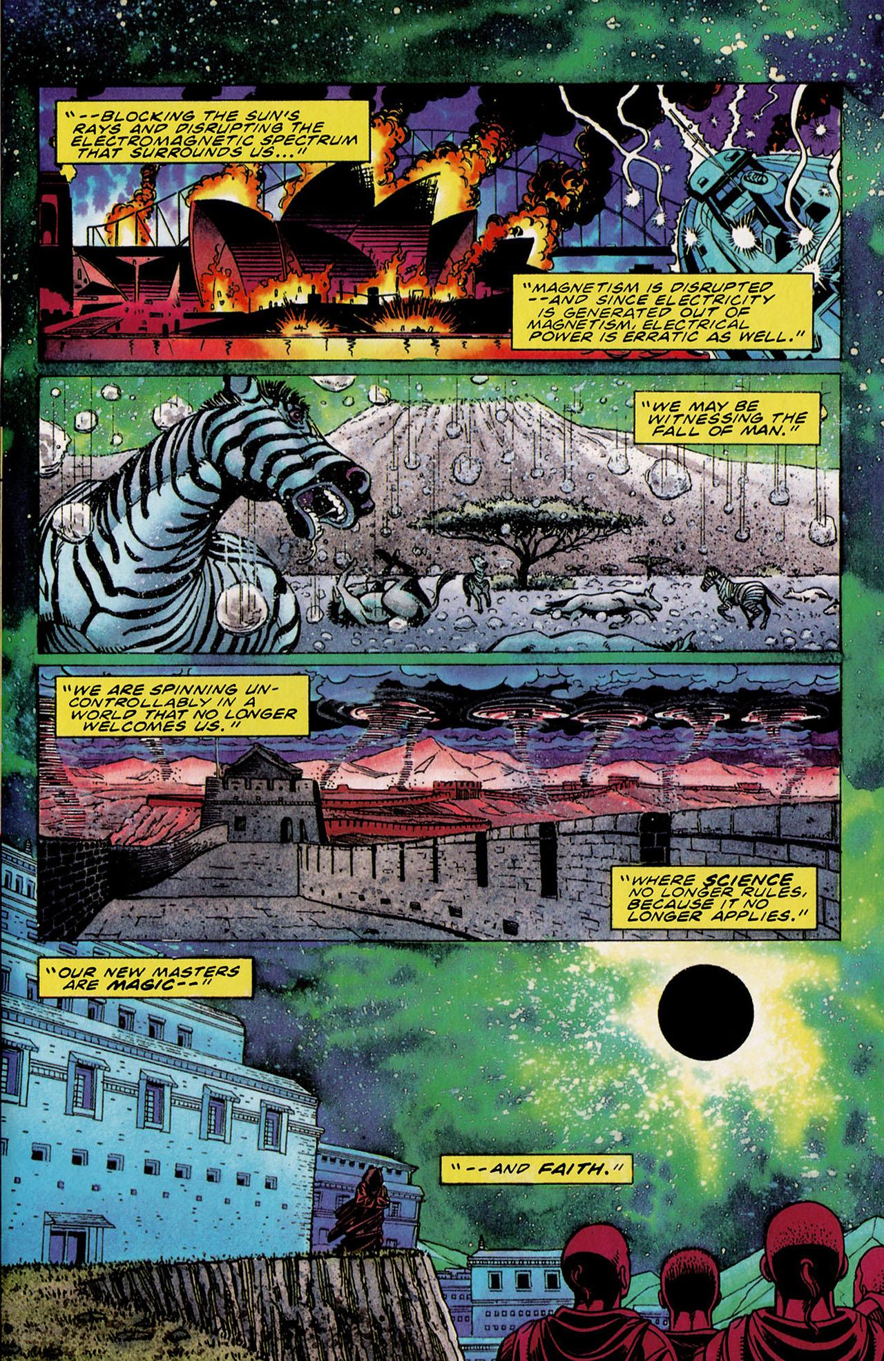 Read online Harbinger (1992) comic -  Issue #34 - 13