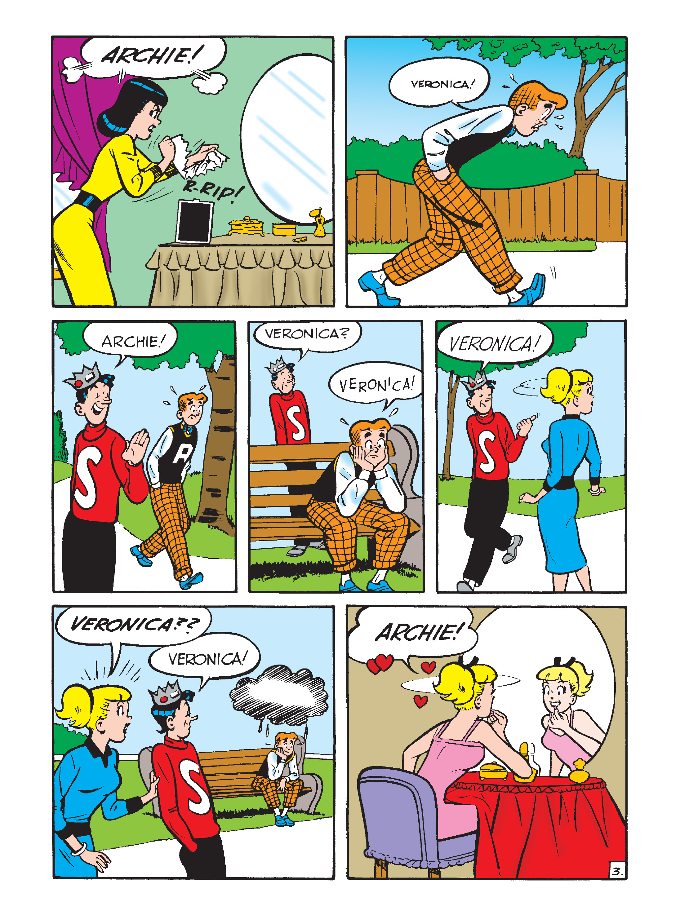 Read online Archie 75th Anniversary Digest comic -  Issue #5 - 103