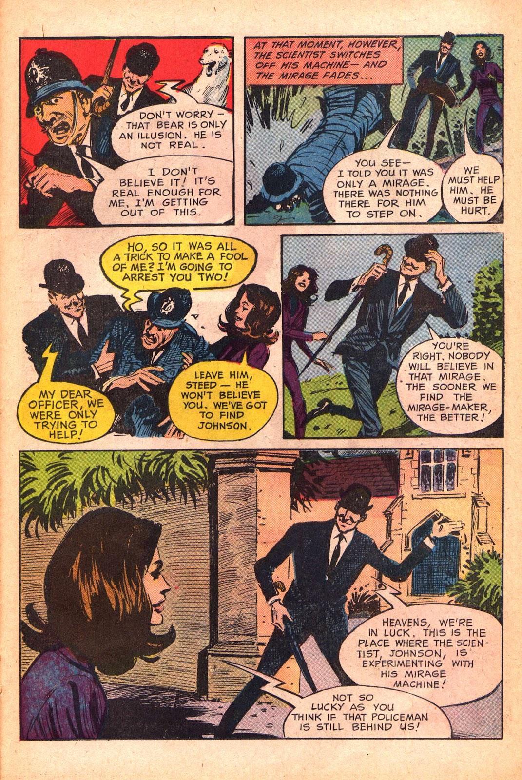 Read online The Avengers (1968) comic -  Issue # Full - 23