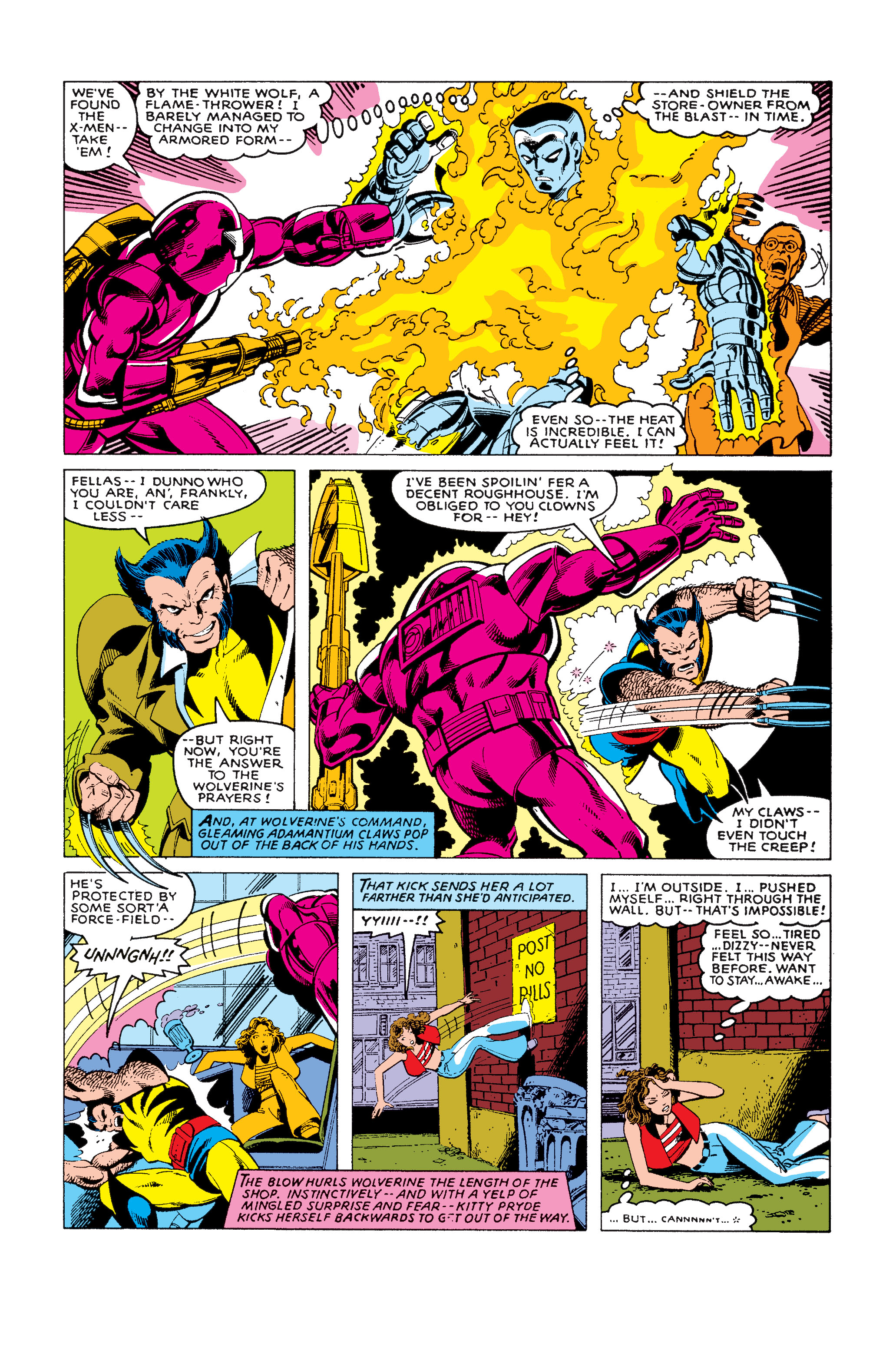 Read online Uncanny X-Men (1963) comic -  Issue #129 - 15