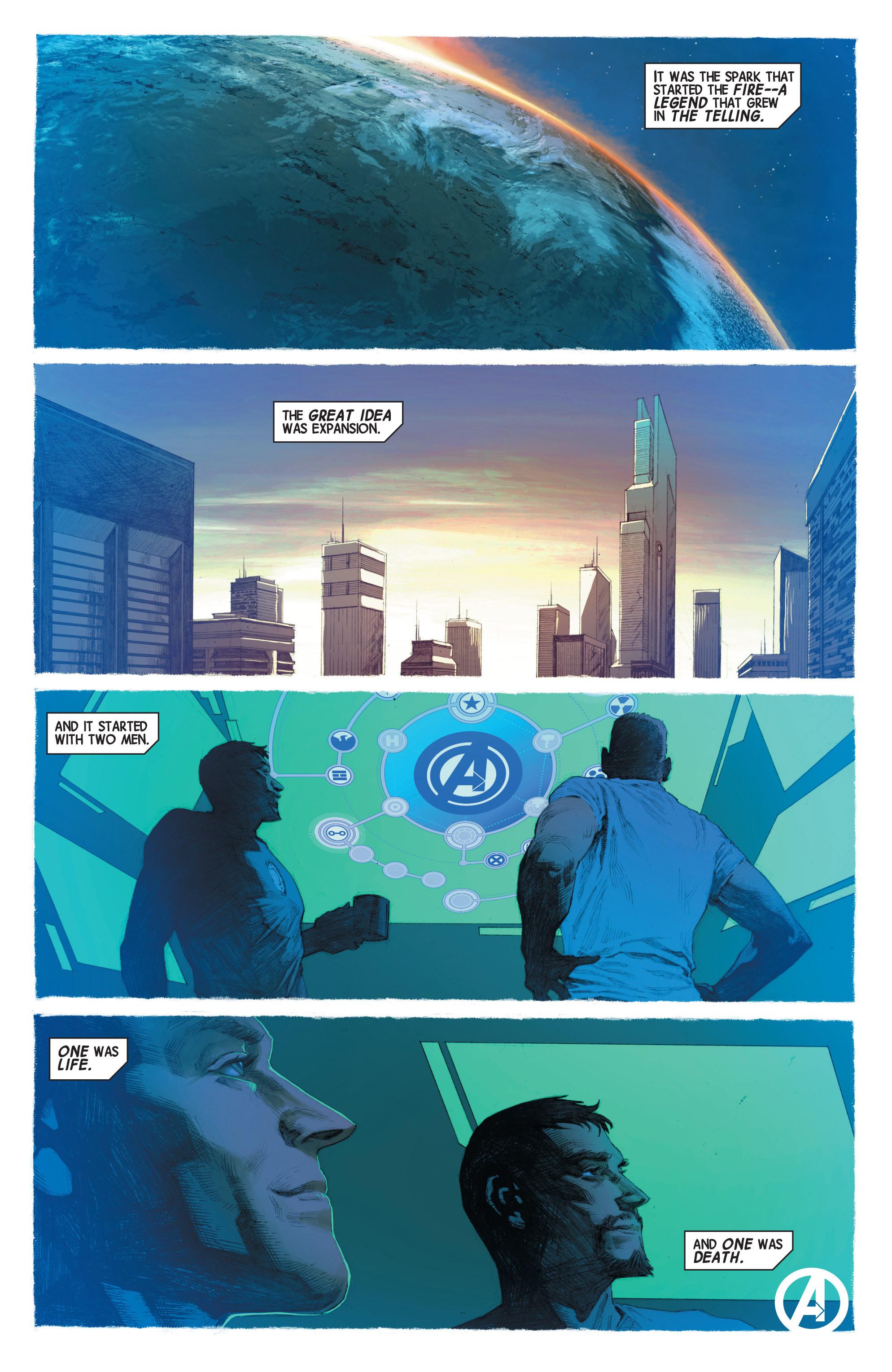 Read online Avengers (2013) comic -  Issue #Avengers (2013) _TPB 1 - 76