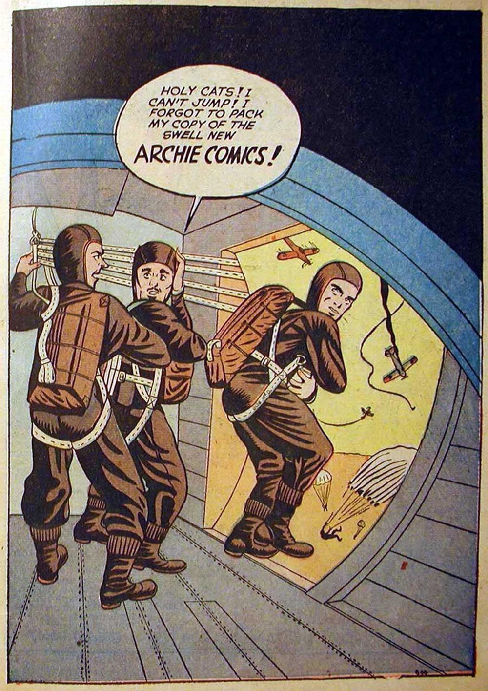 Hangman Comics issue 5 - Page 31