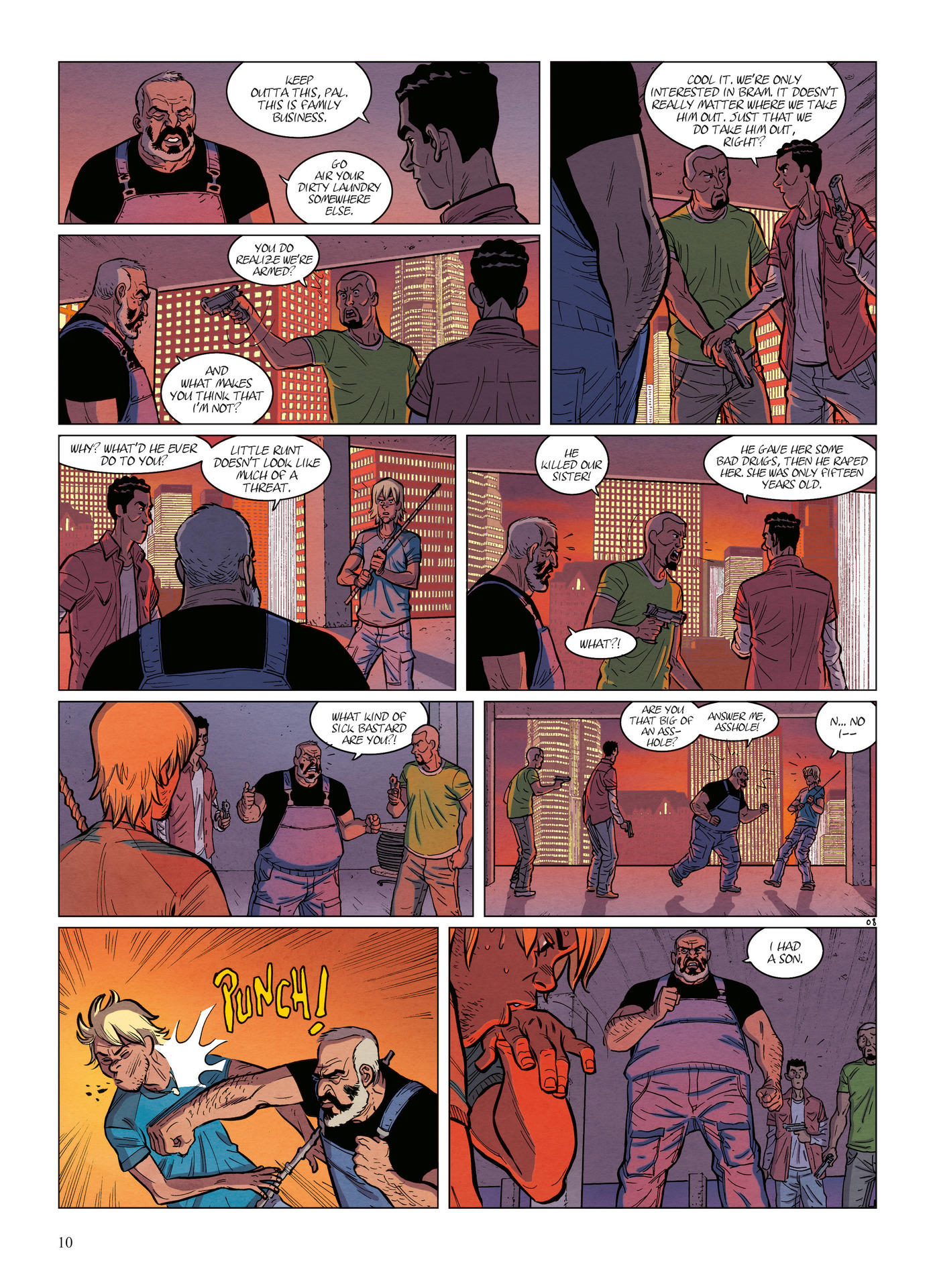 Read online Alter Ego comic -  Issue #6 - 12