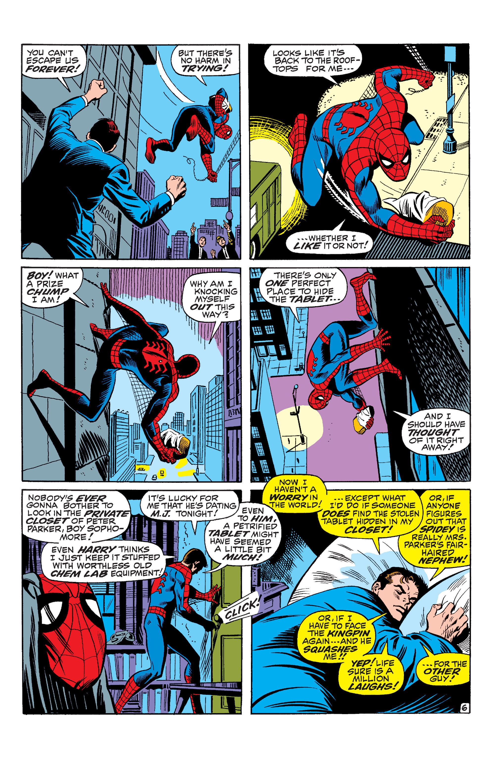 The Amazing Spider-Man (1963) 70 Page 6