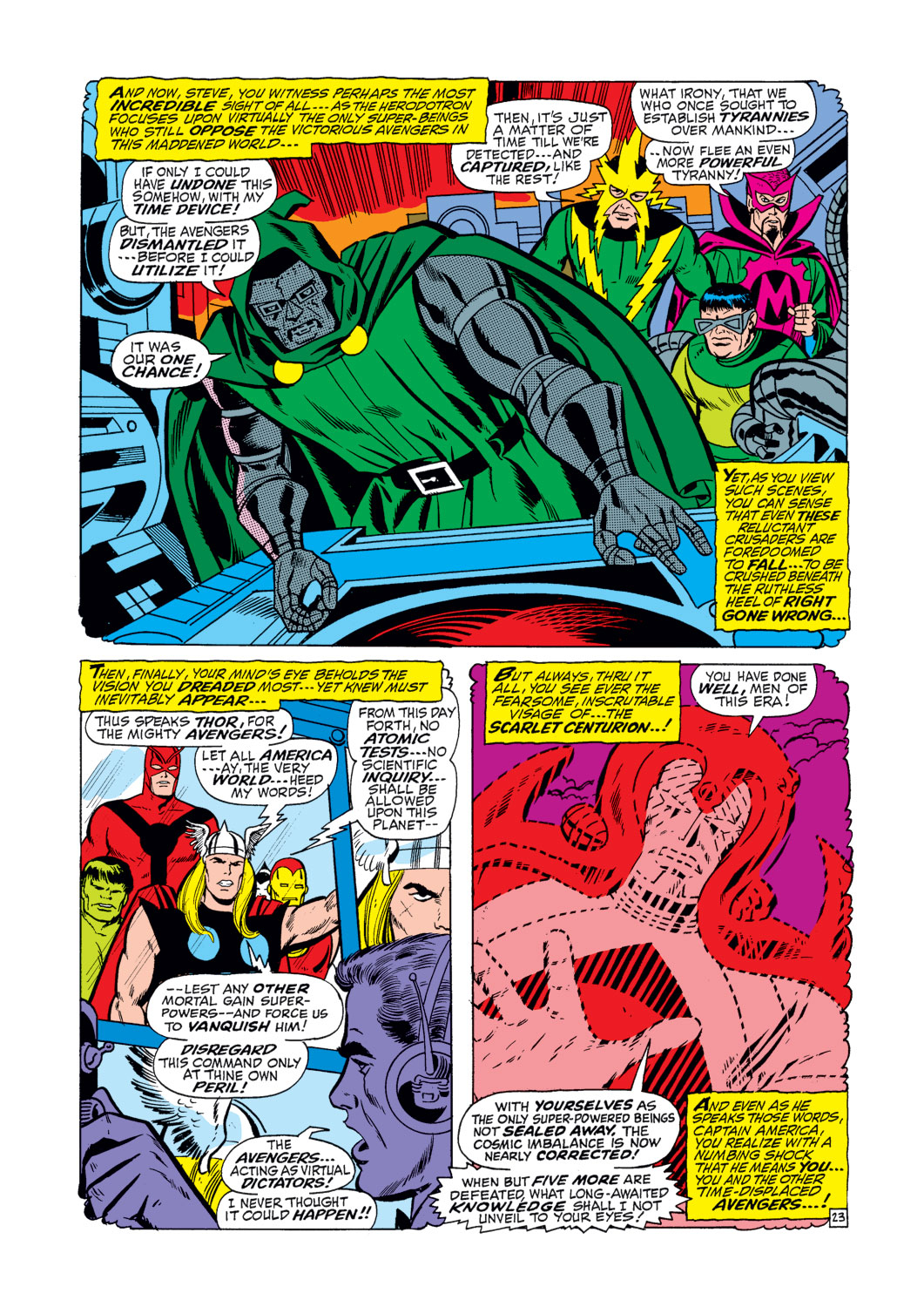 The Avengers (1963) _Annual_2 Page 22
