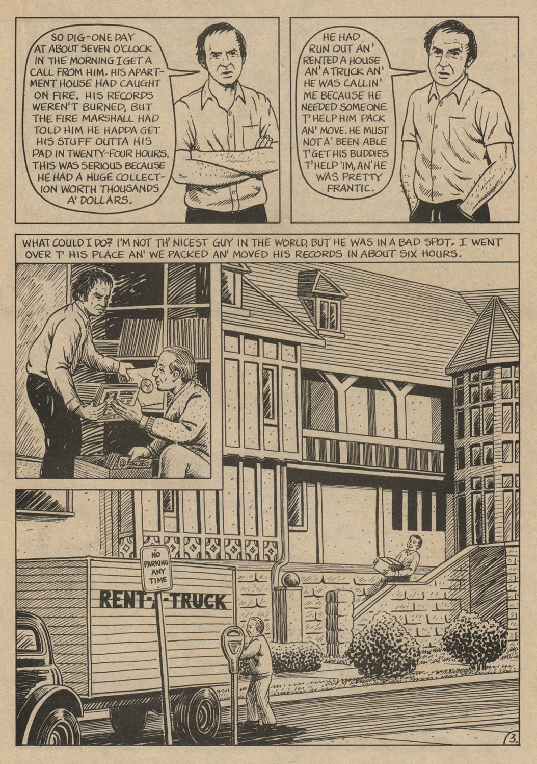 American Splendor (1976) issue 6 - Page 32