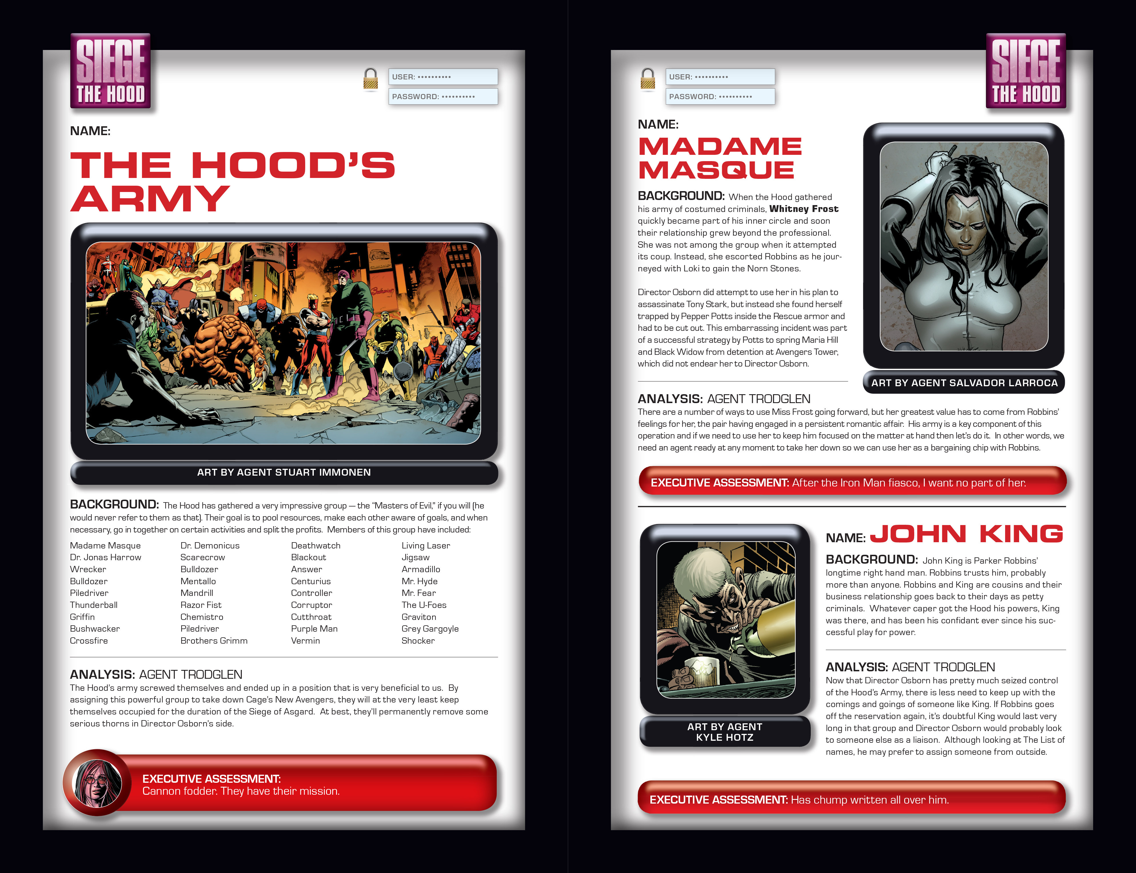 Read online Siege: Storming Asgard - Heroes and Villains comic -  Issue # Full - 10