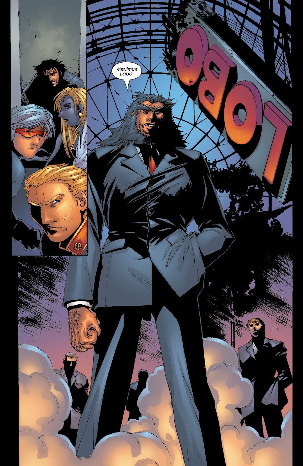 Read online X-Men: Unstoppable comic -  Issue # TPB (Part 3) - 16