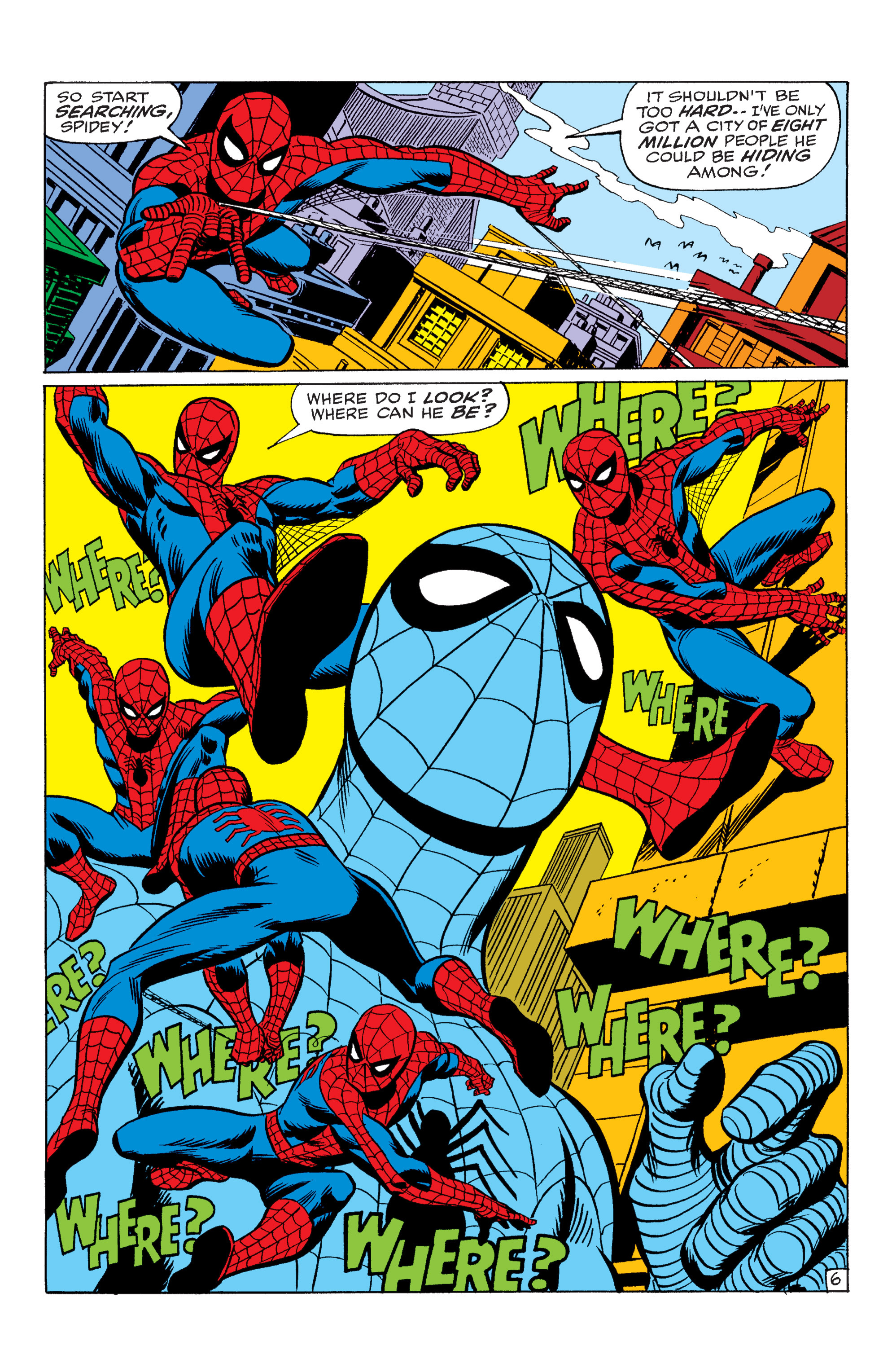 The Amazing Spider-Man (1963) 89 Page 6