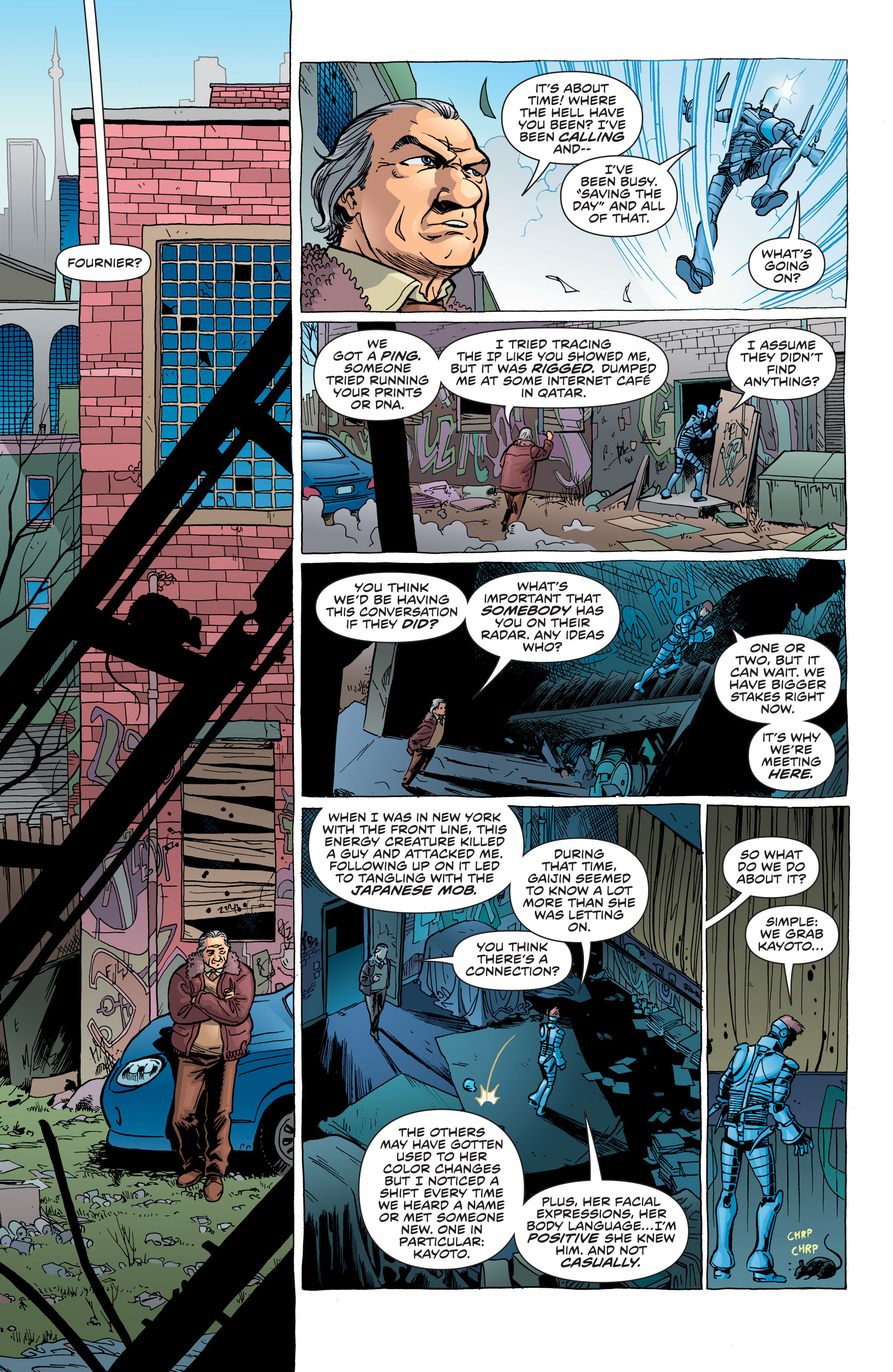 Read online Secret Identities comic -  Issue # _TPB - 72