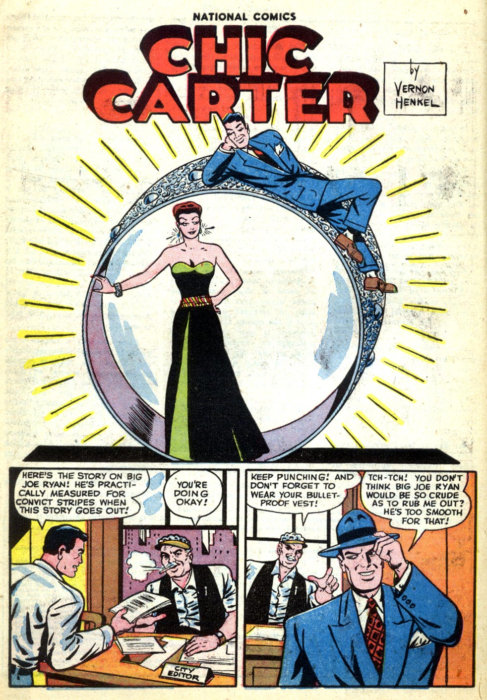 National Comics (1940) issue 47 - Page 46