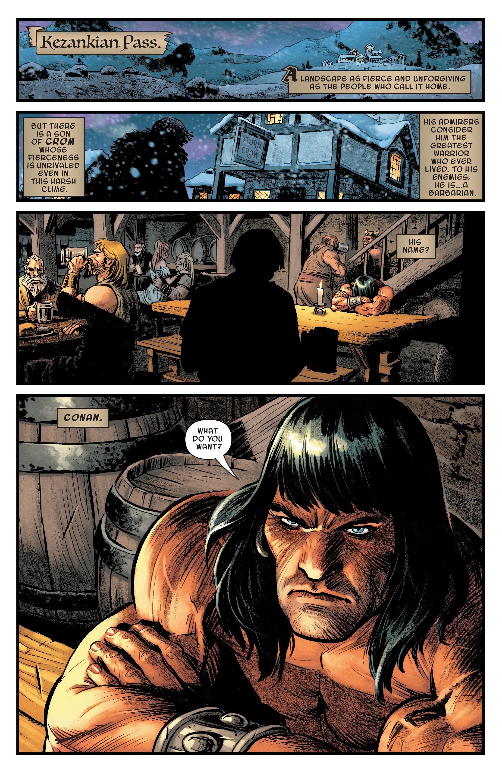 Read online Savage Sword of Conan comic -  Issue #6 - 4