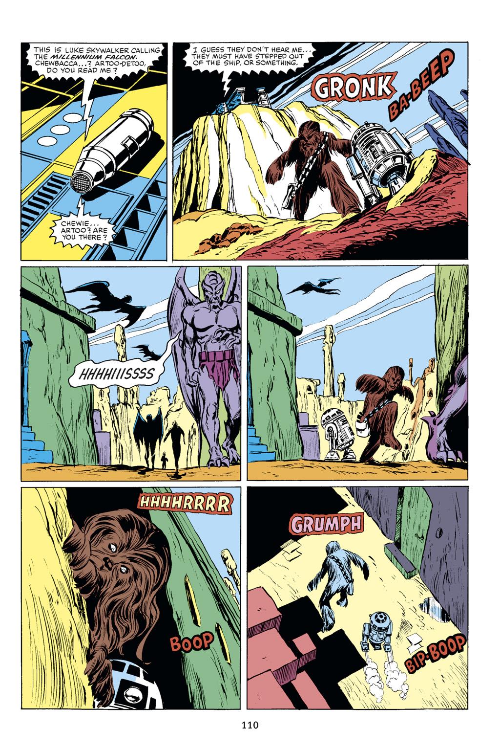 Read online Star Wars Omnibus comic -  Issue # Vol. 18 - 101
