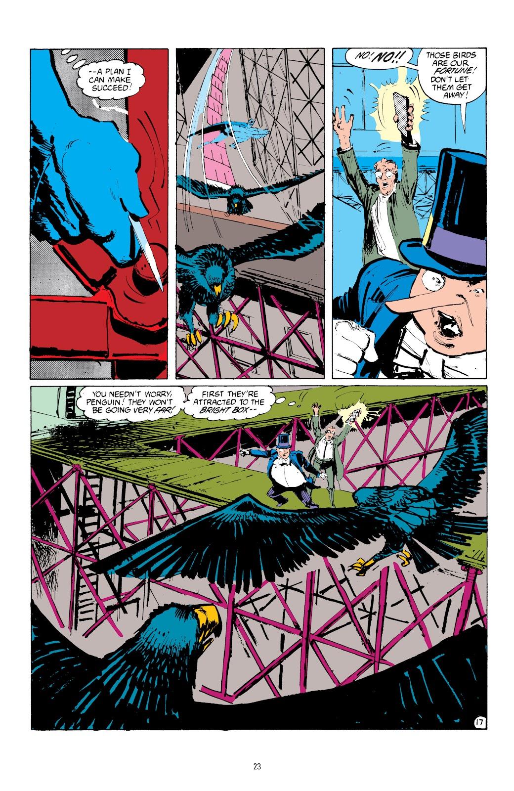 Read online Detective Comics (1937) comic -  Issue # _TPB Batman - The Dark Knight Detective 1 (Part 1) - 23