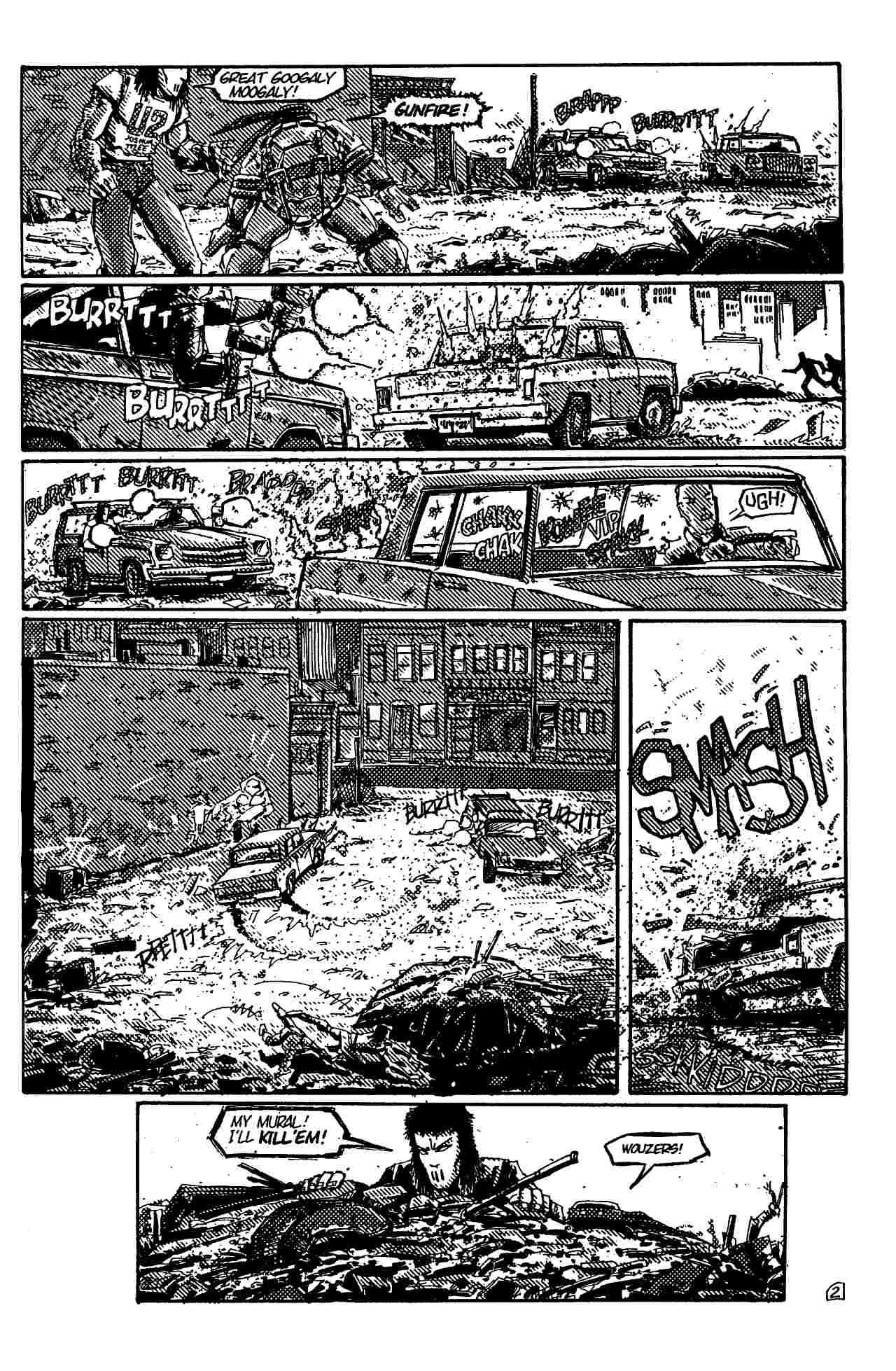 Read online Shell Shock comic -  Issue # Full - 141