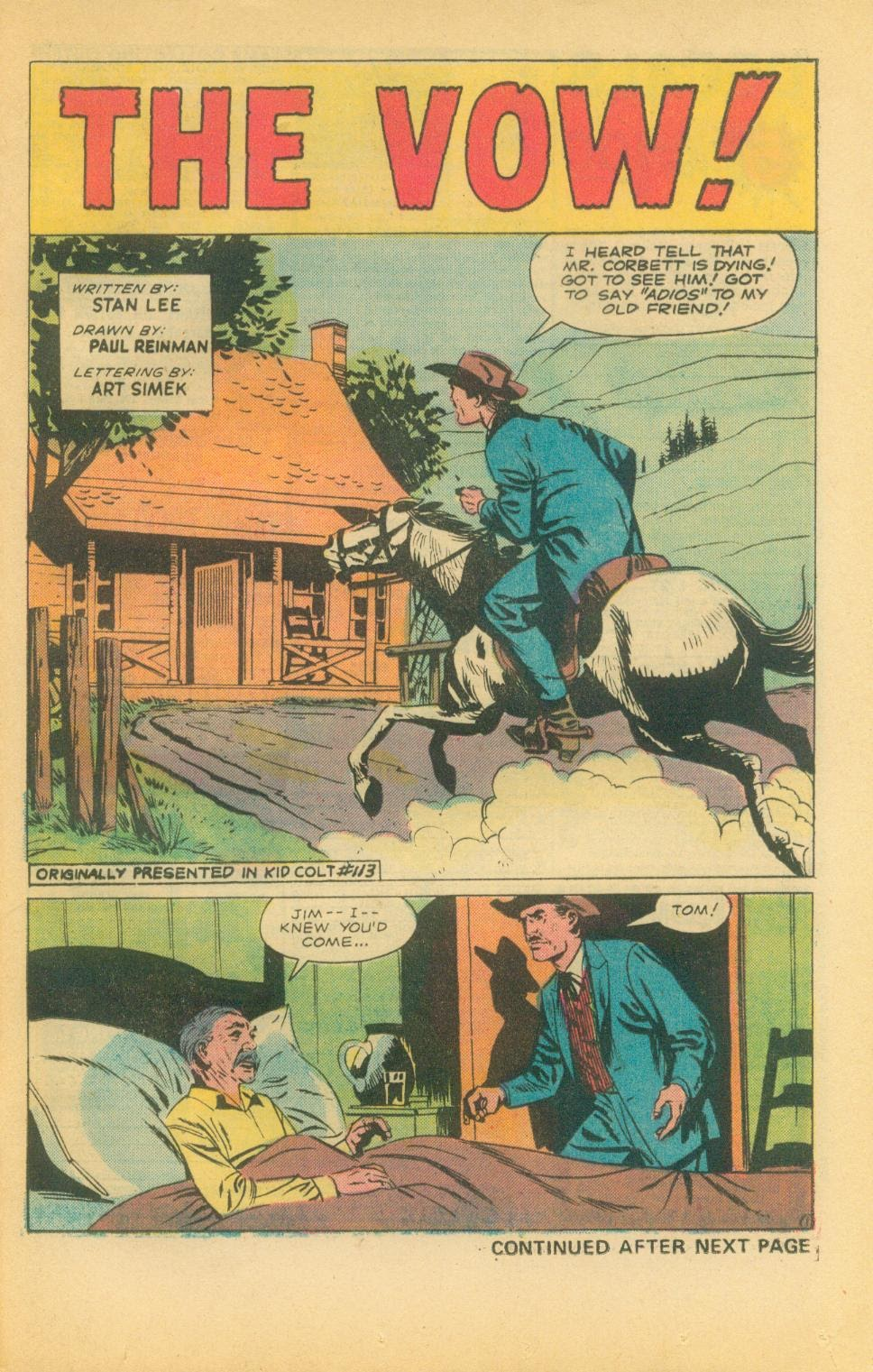 Kid Colt Outlaw issue 199 - Page 26