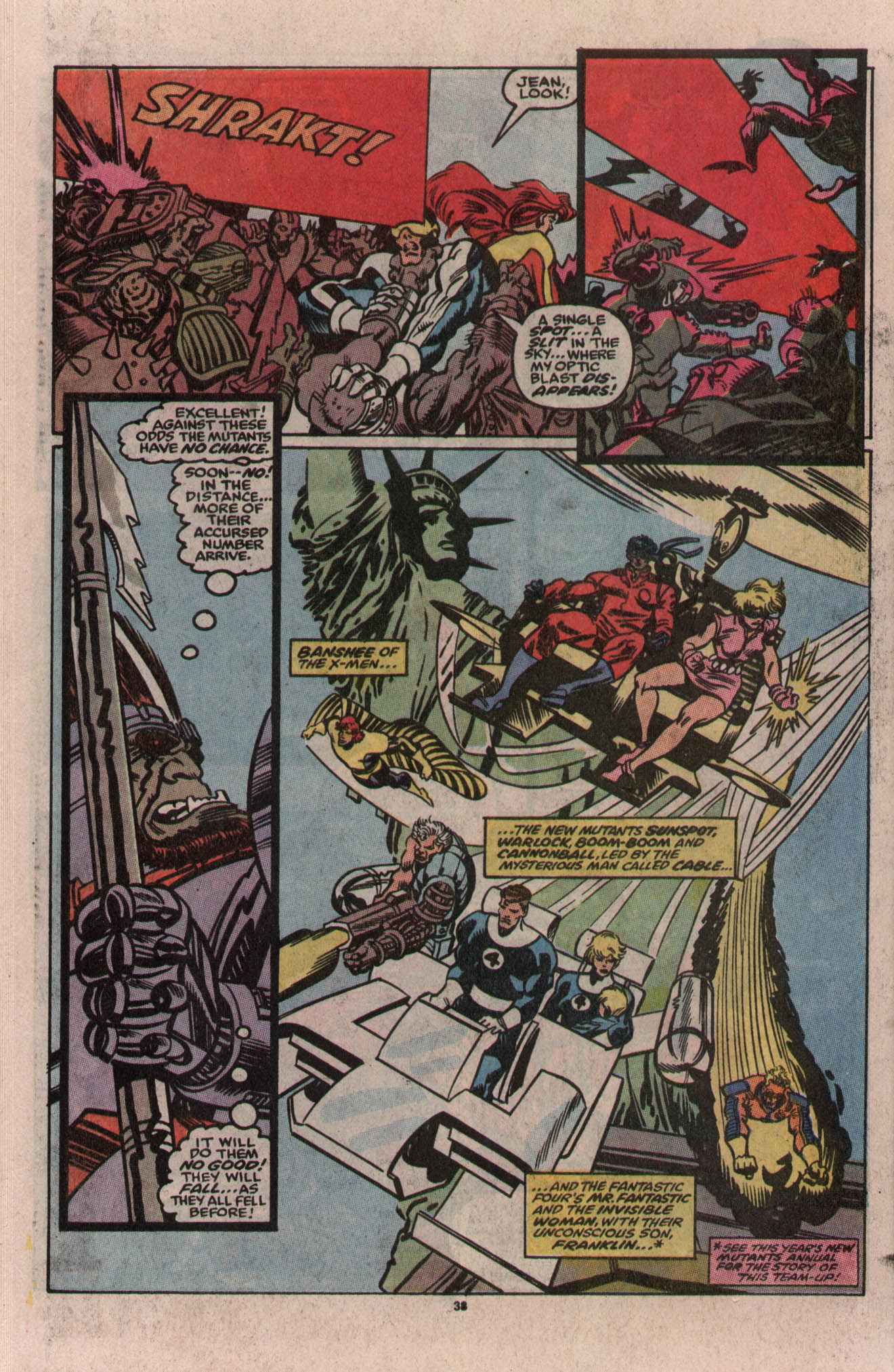 Read online X-Factor (1986) comic -  Issue # _ Annual 5 - 33