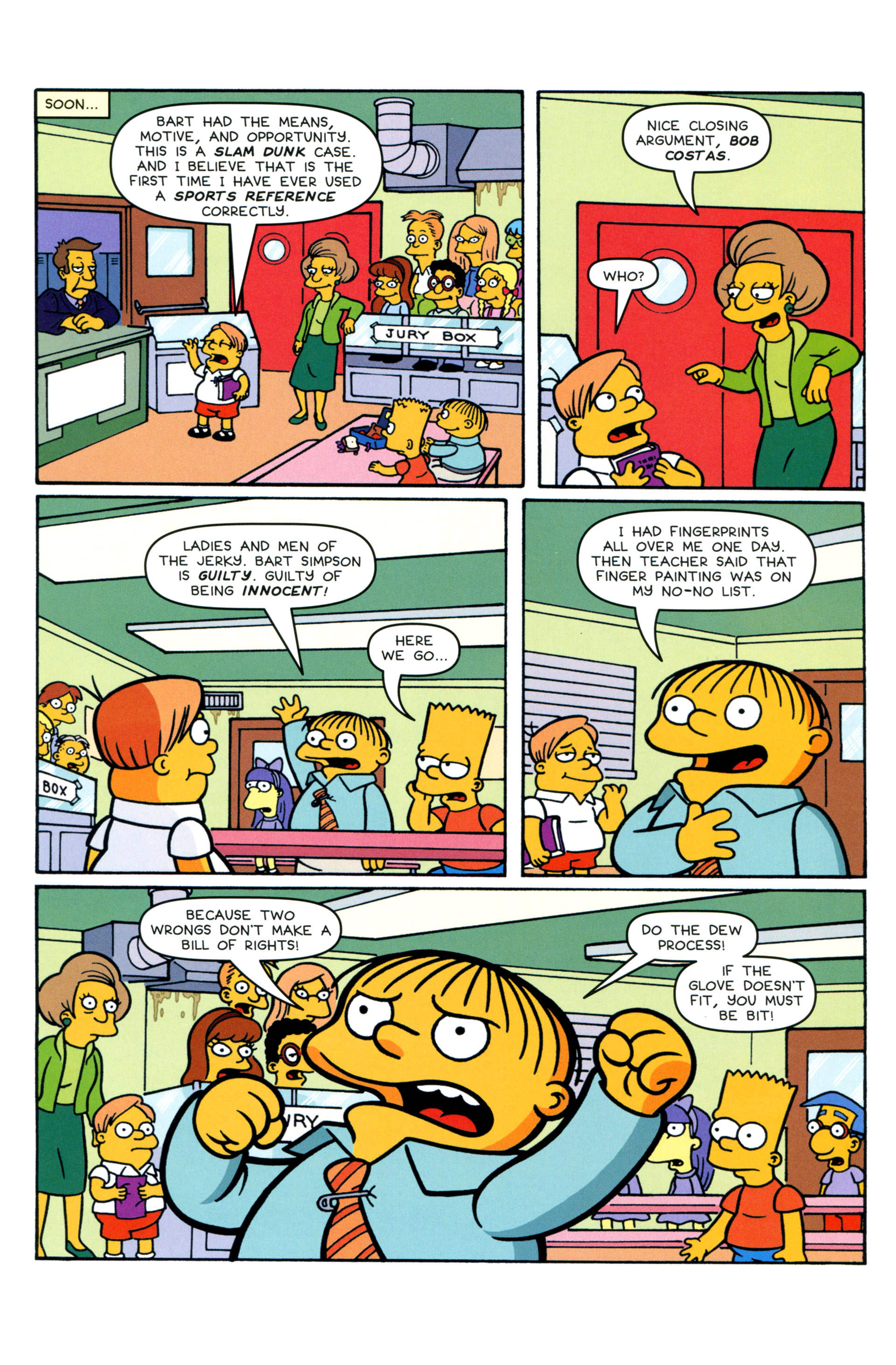 Read online Simpsons Comics Presents Bart Simpson comic -  Issue #88 - 9