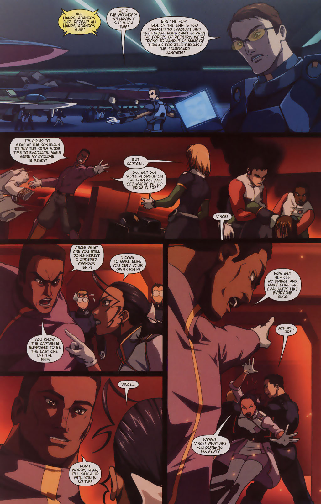 Read online Robotech: Prelude to the Shadow Chronicles comic -  Issue #3 - 3