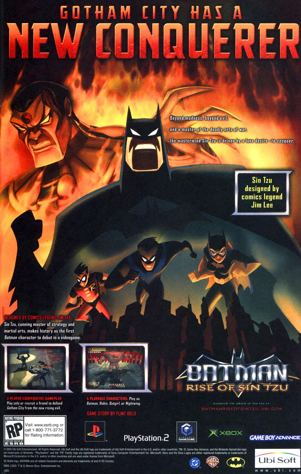 Read online Arkham Asylum: Living Hell comic -  Issue #5 - 27