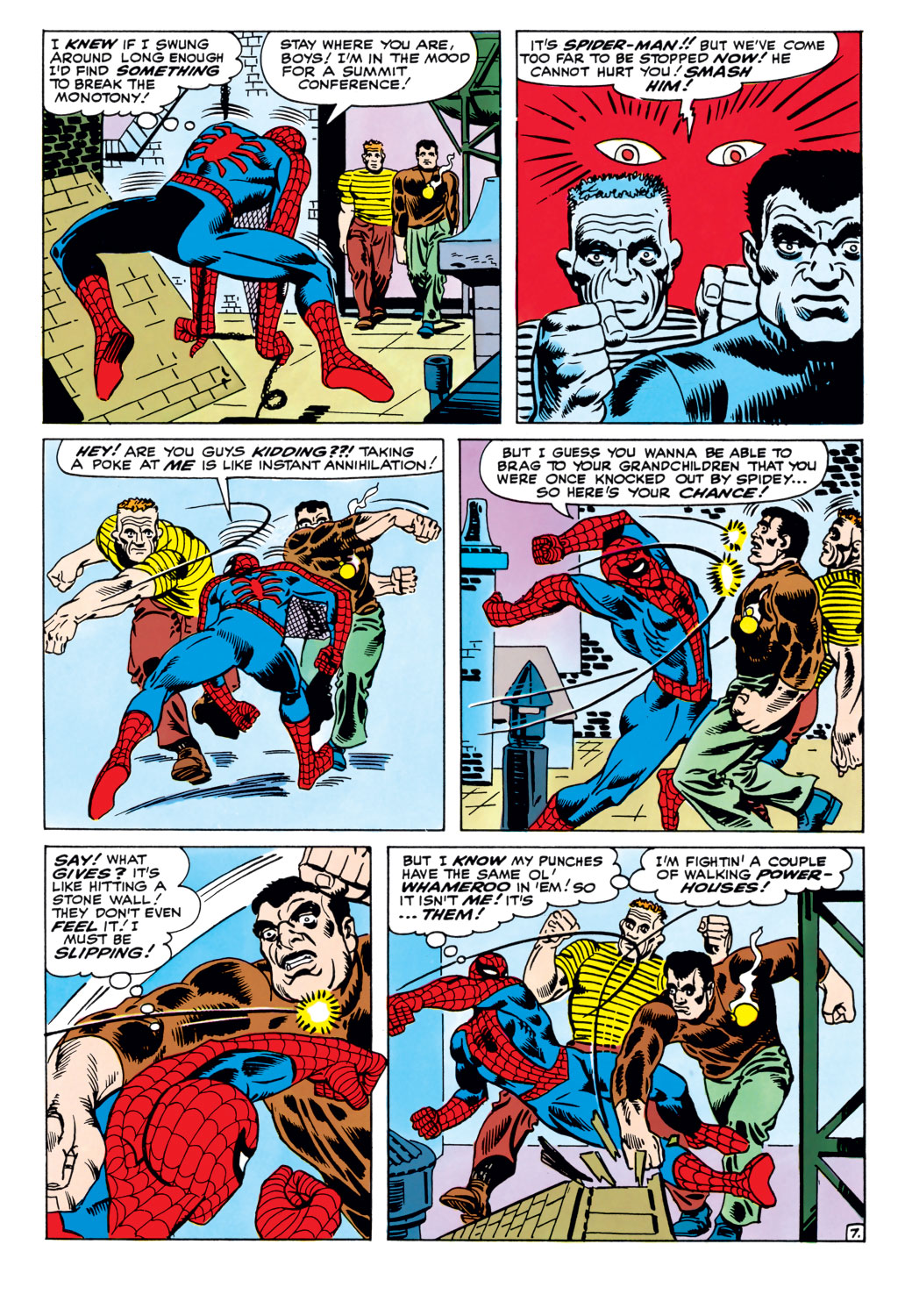 The Amazing Spider-Man (1963) _Annual_2 Page 7