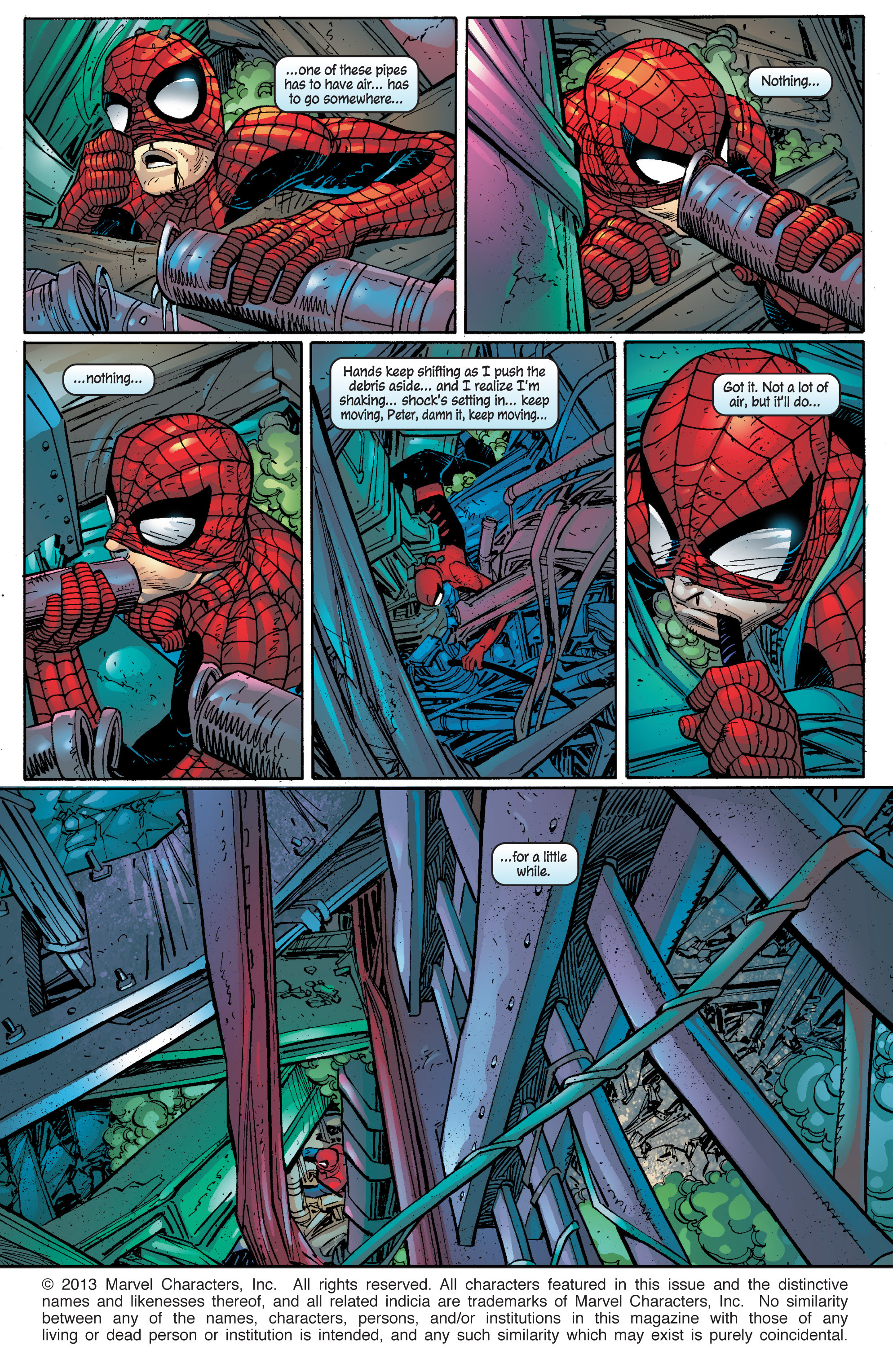 The Amazing Spider-Man (1999) 45 Page 2