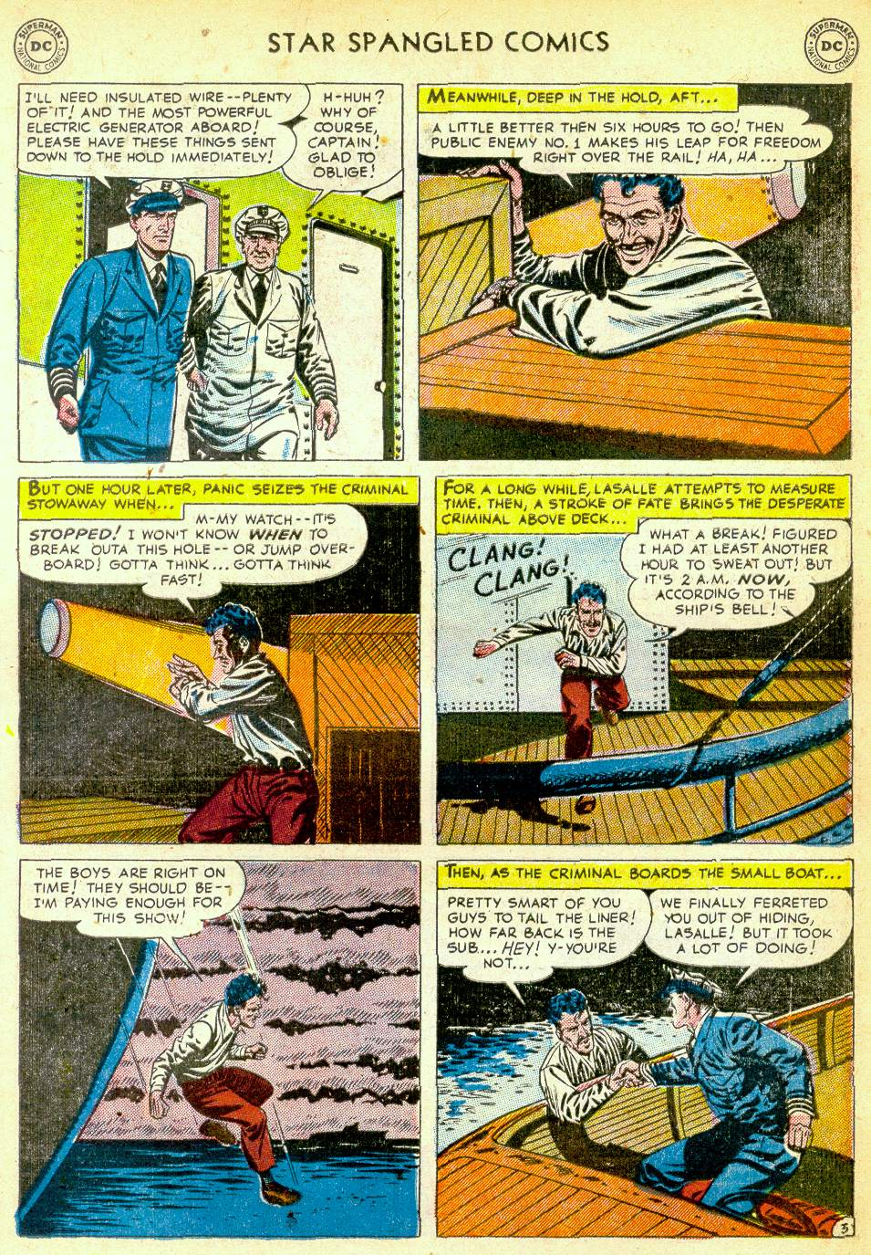 Star Spangled Comics (1941) issue 123 - Page 25