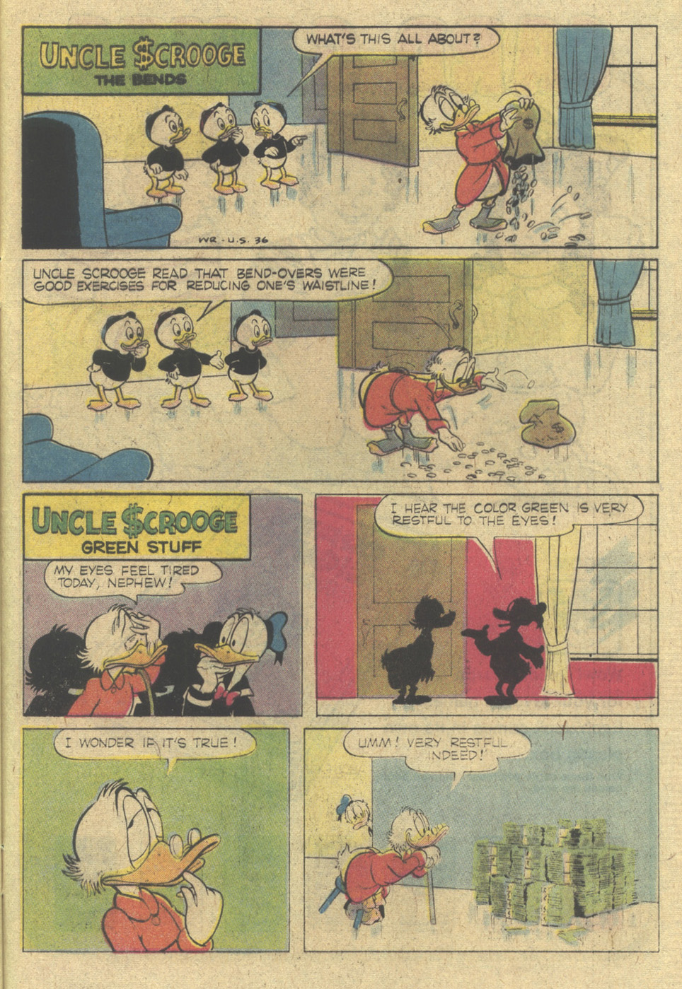 Read online Uncle Scrooge (1953) comic -  Issue #147 - 33