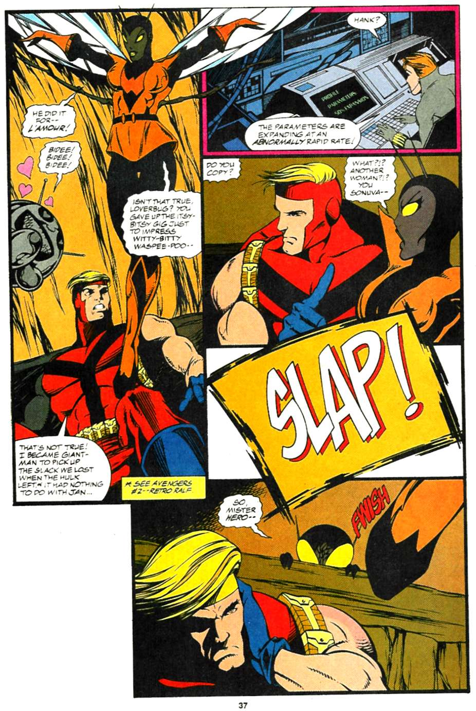 The Avengers (1963) 375 Page 31