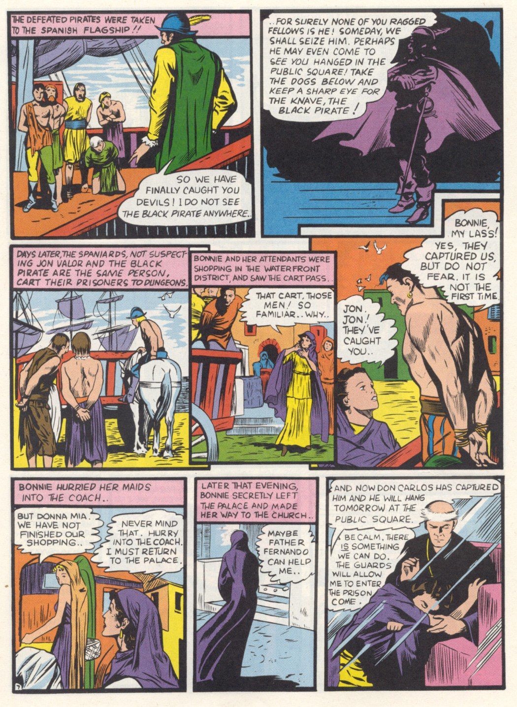Read online Sensation (Mystery) Comics comic -  Issue #1 - 23