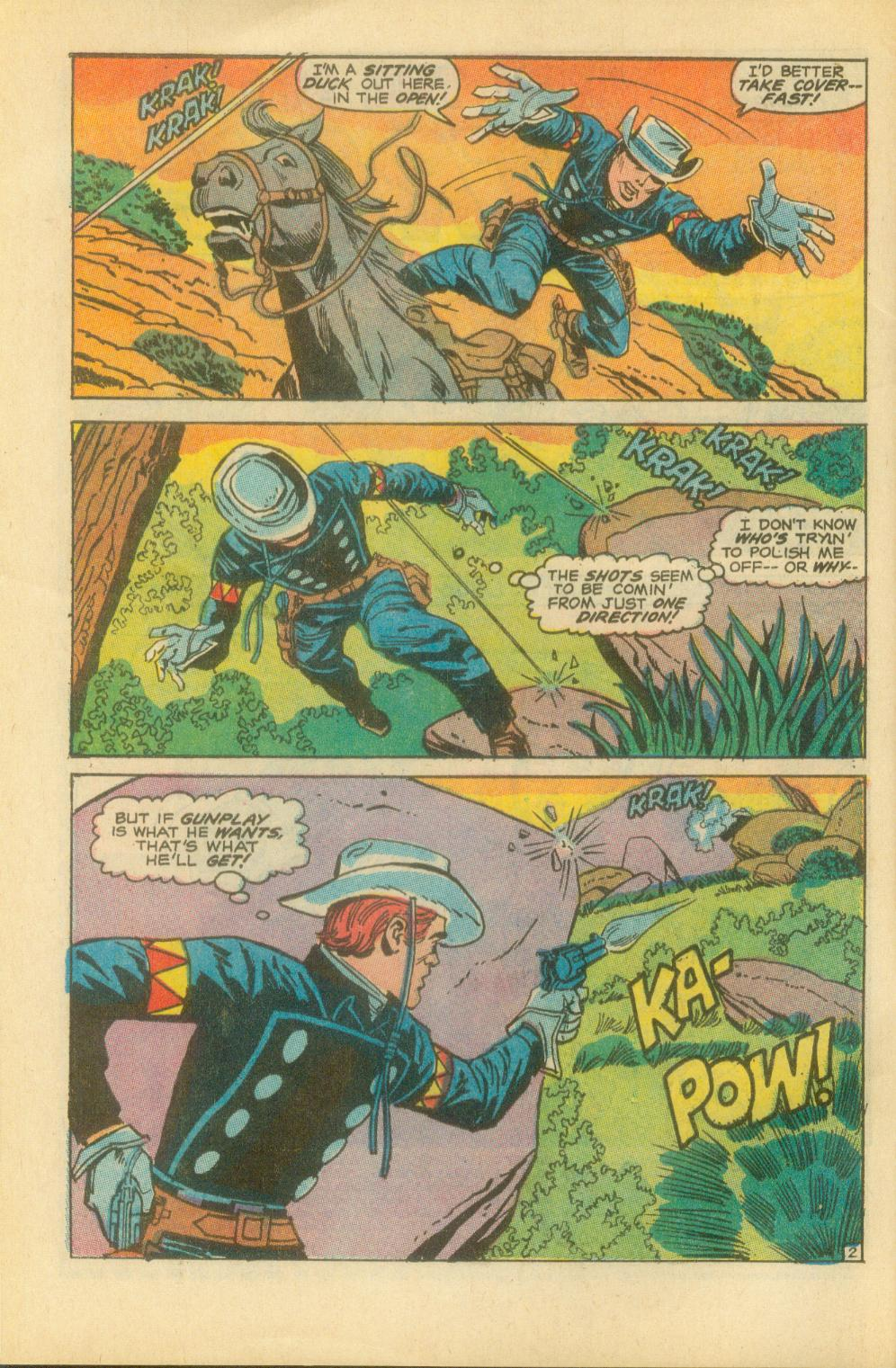 The Rawhide Kid (1955) issue 87 - Page 5