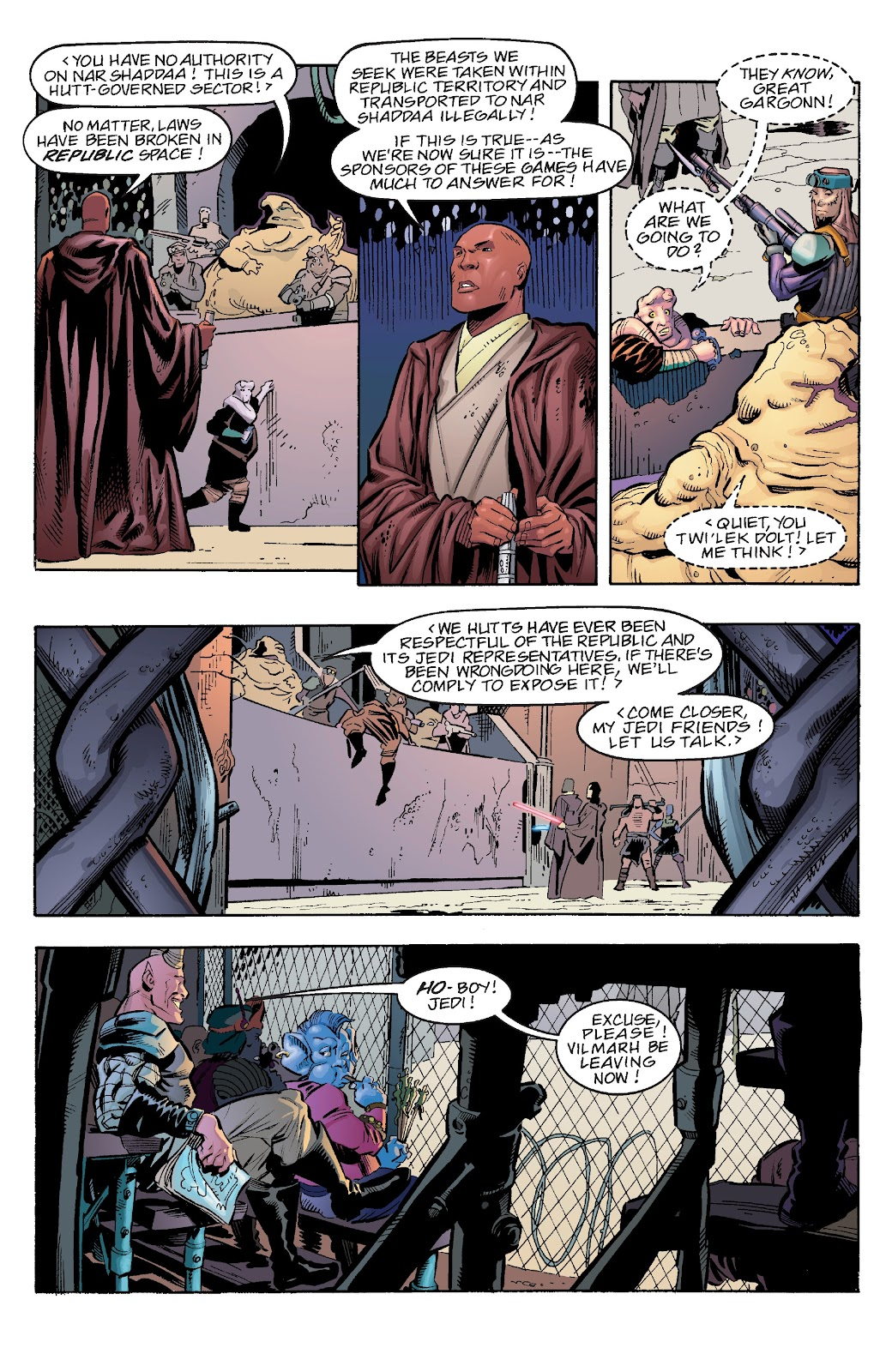 Read online Star Wars Legends Epic Collection: The Menace Revealed comic -  Issue # TPB (Part 4) - 68