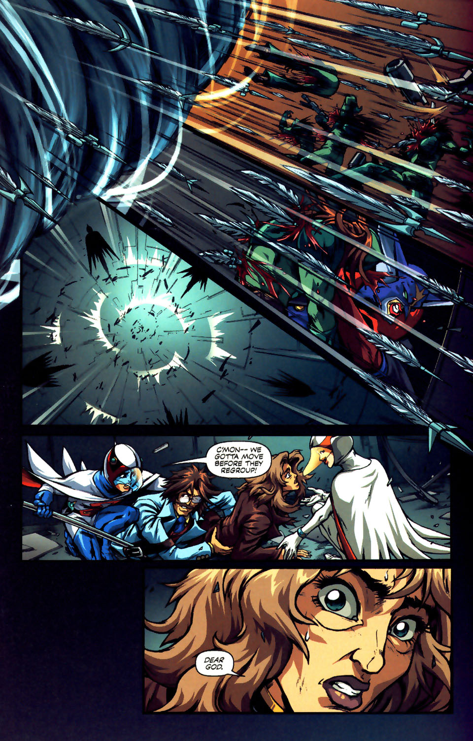 Battle of the Planets Issue #12 #14 - English 34