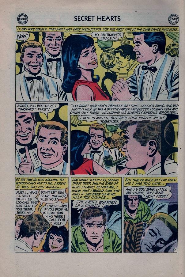 Read online Secret Hearts comic -  Issue #79 - 4
