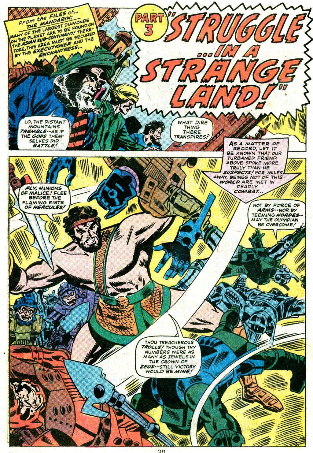 Giant-Size Avengers (1974) issue 5 - Page 23