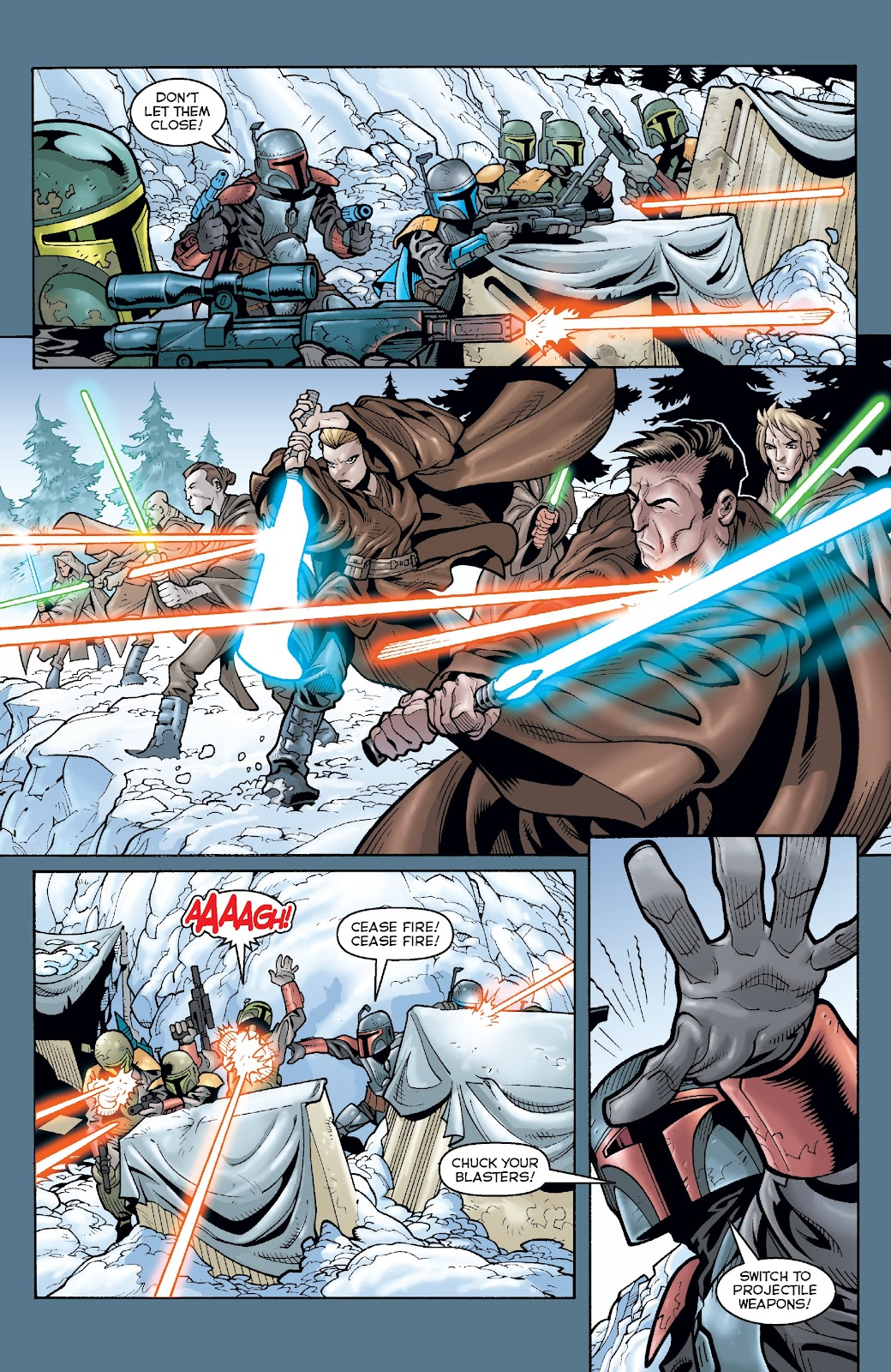 Read online Star Wars Legends Epic Collection: The Menace Revealed comic -  Issue # TPB (Part 1) - 66