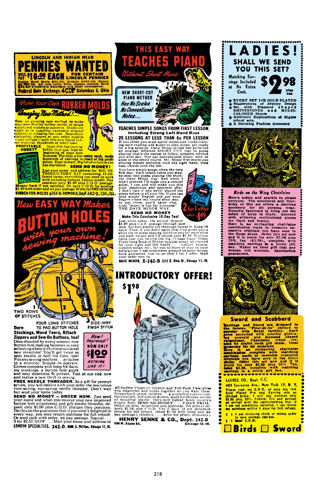 Read online Crime Does Not Pay Archives comic -  Issue # TPB 8 (Part 3) - 19