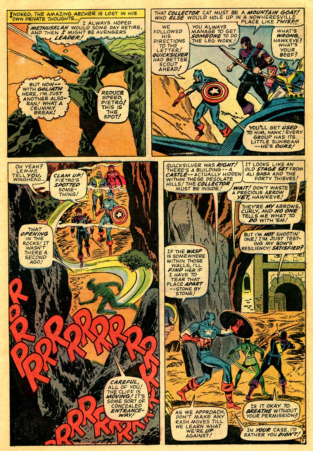 The Avengers (1963) 28 Page 10