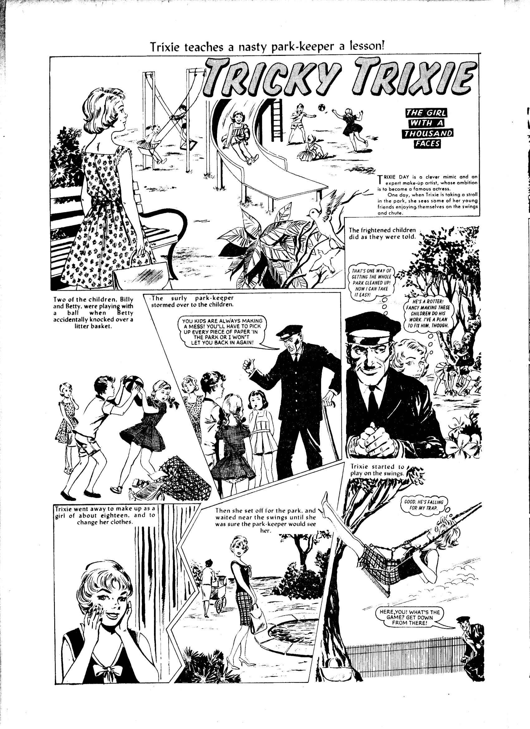 Read online Judy comic -  Issue #35 - 6