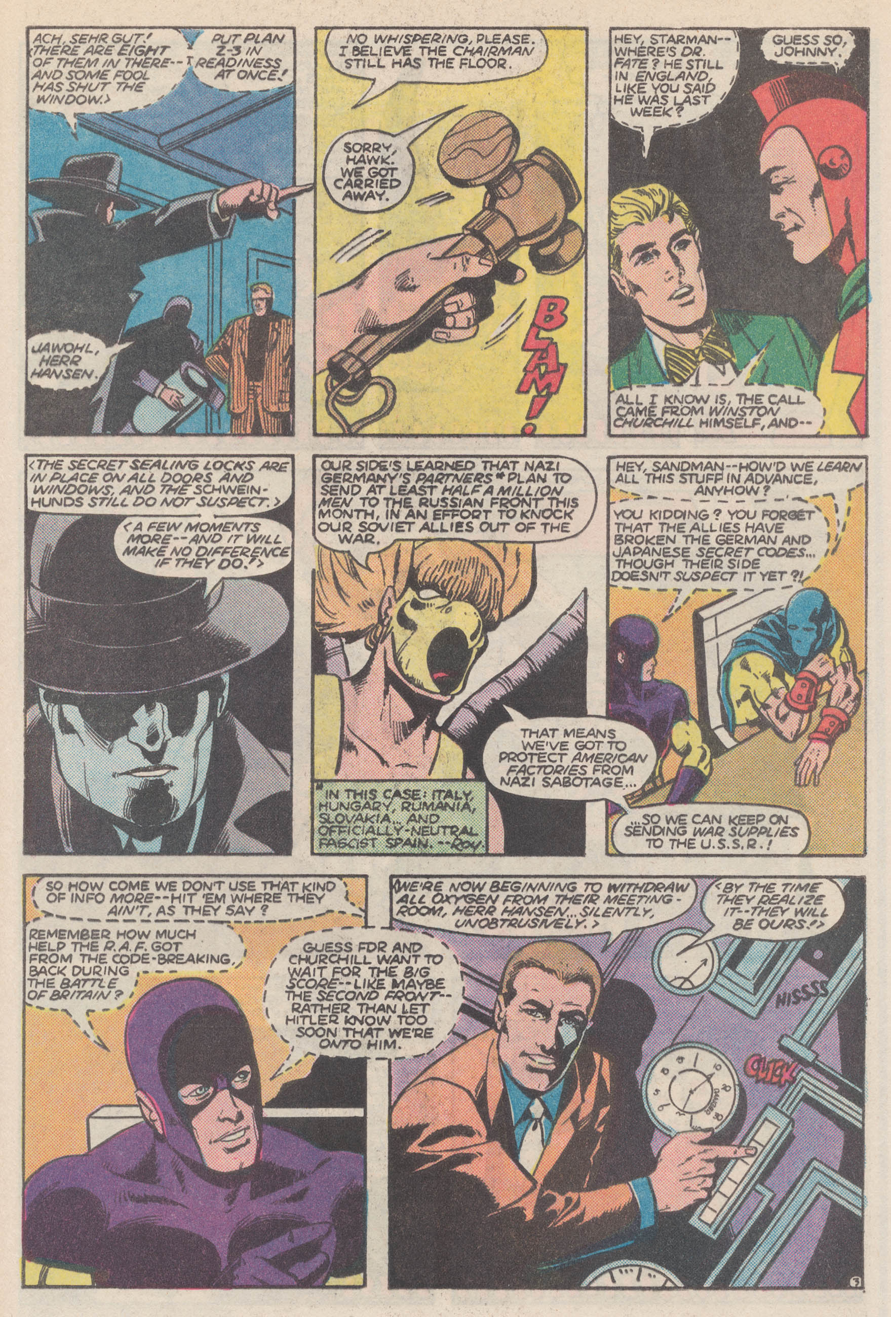 Read online All-Star Squadron comic -  Issue #50 - 6