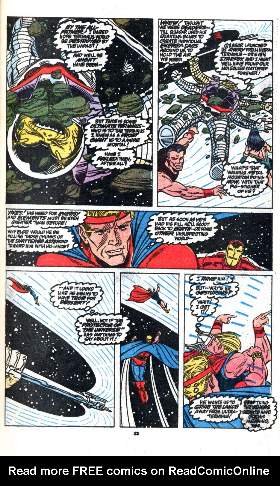 The Avengers (1963) _Annual_19 Page 22