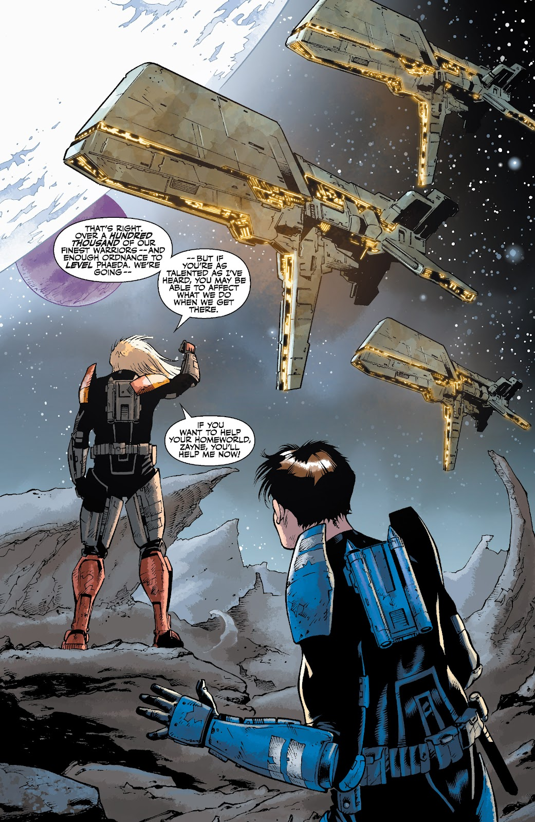 Read online Star Wars Legends: The Old Republic - Epic Collection comic -  Issue # TPB 3 (Part 4) - 48