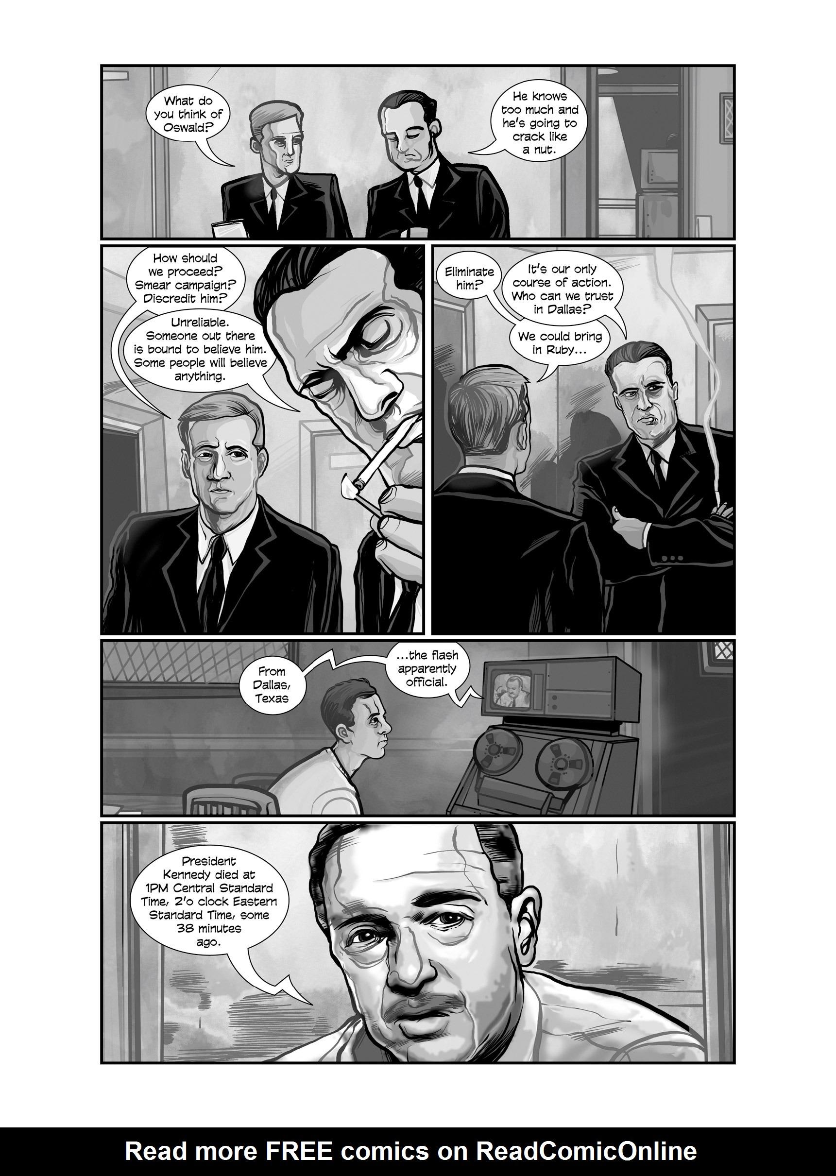 Read online FUBAR comic -  Issue #3 - 321