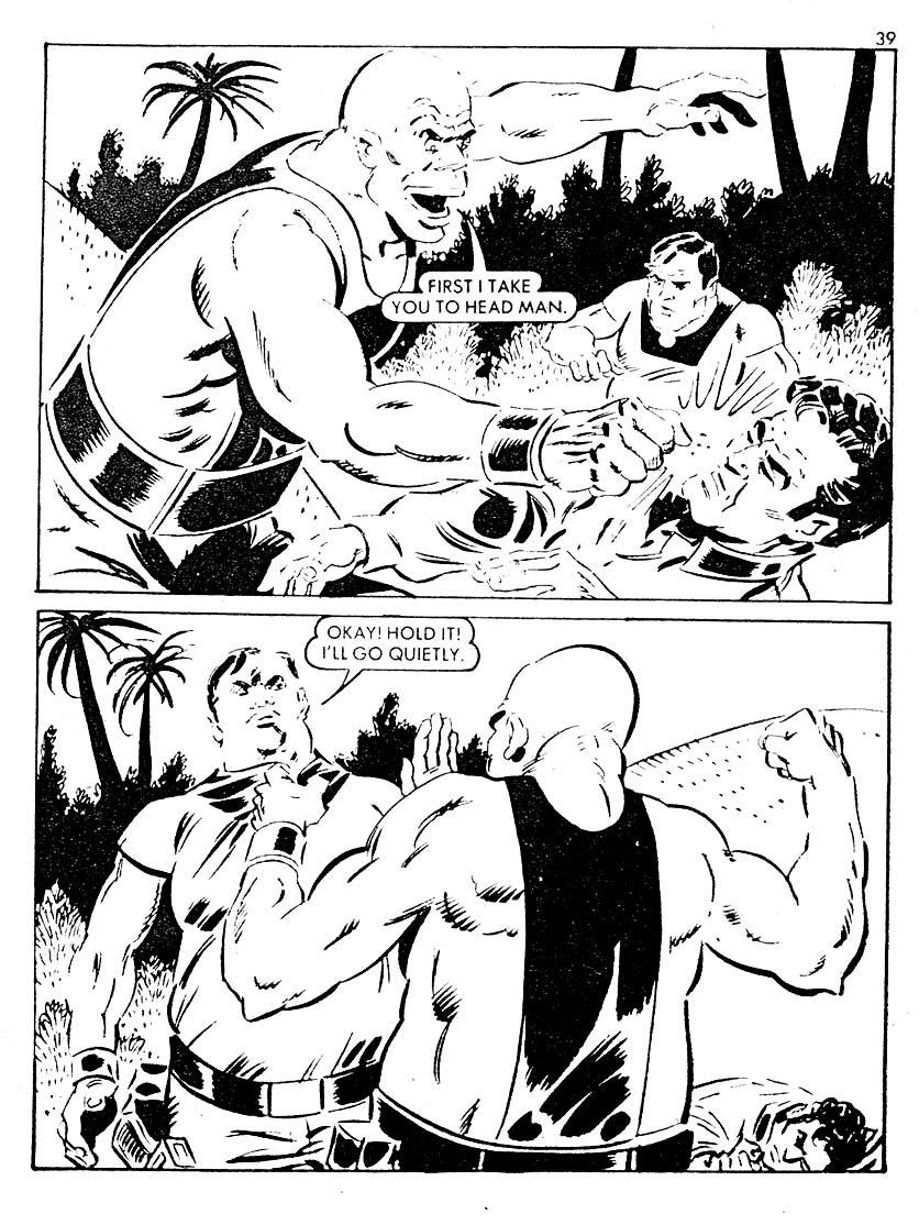 Starblazer issue 30 - Page 39
