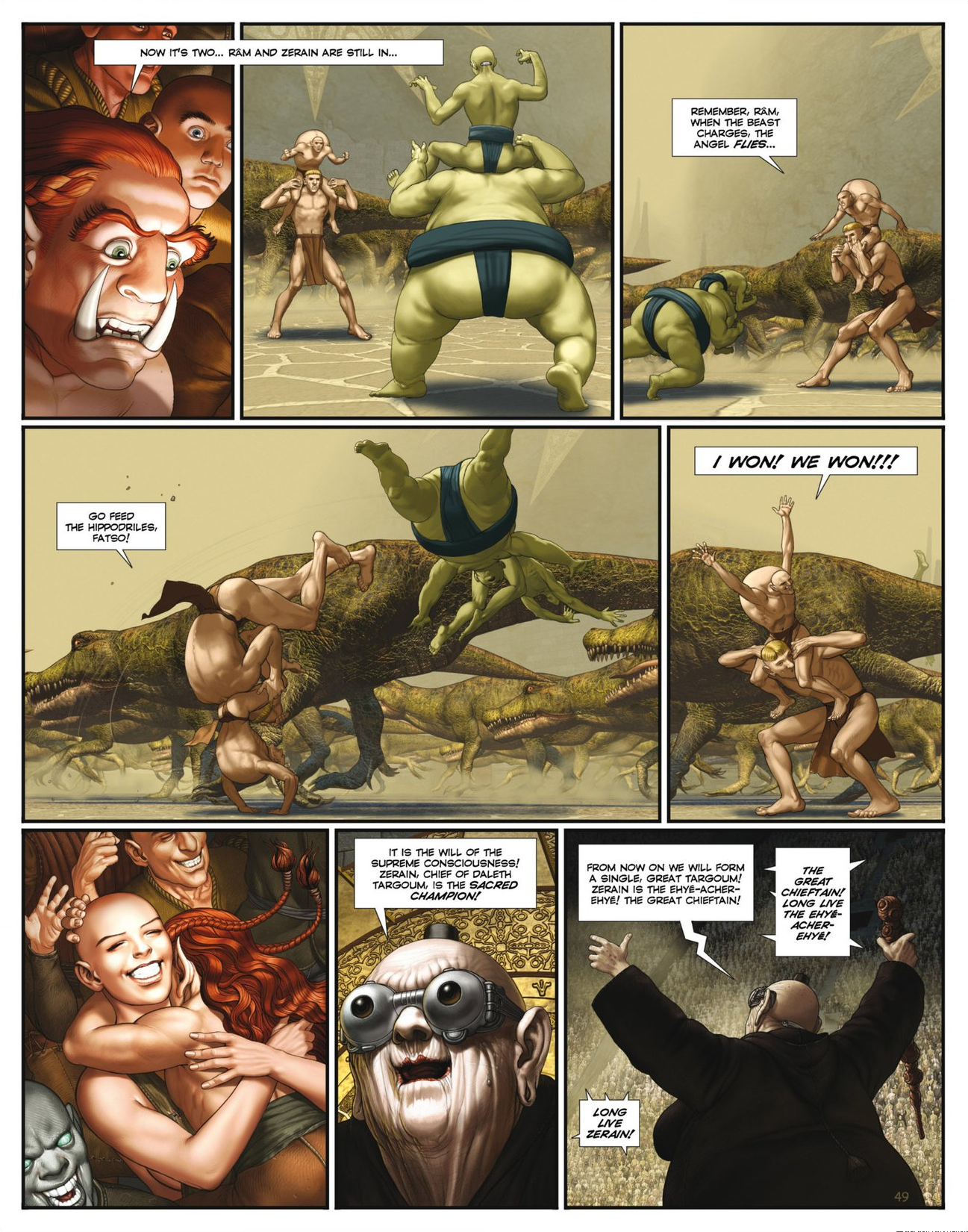 Read online Megalex (2014) comic -  Issue #2 - 51