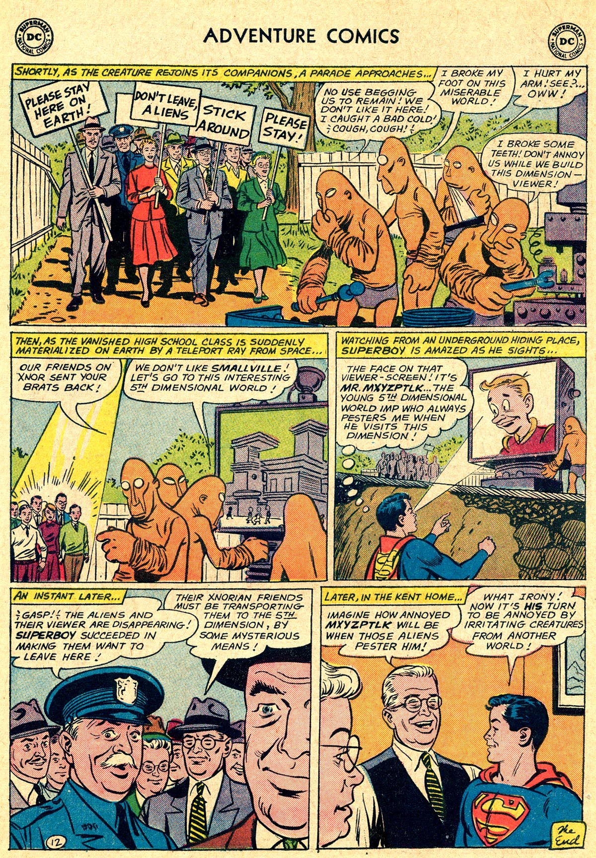Read online Adventure Comics (1938) comic -  Issue #294 - 14